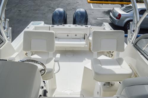 Thumbnail 56 for Used 2015 Sailfish 270 WAC Walk Around boat for sale in Miami, FL