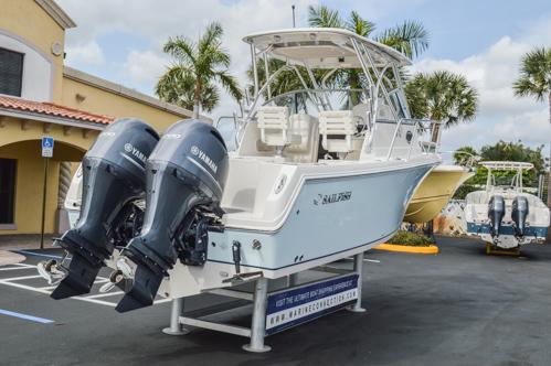 Thumbnail 7 for Used 2015 Sailfish 270 WAC Walk Around boat for sale in Miami, FL
