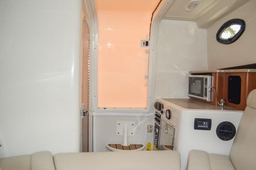 Thumbnail 88 for Used 2015 Sailfish 270 WAC Walk Around boat for sale in Miami, FL