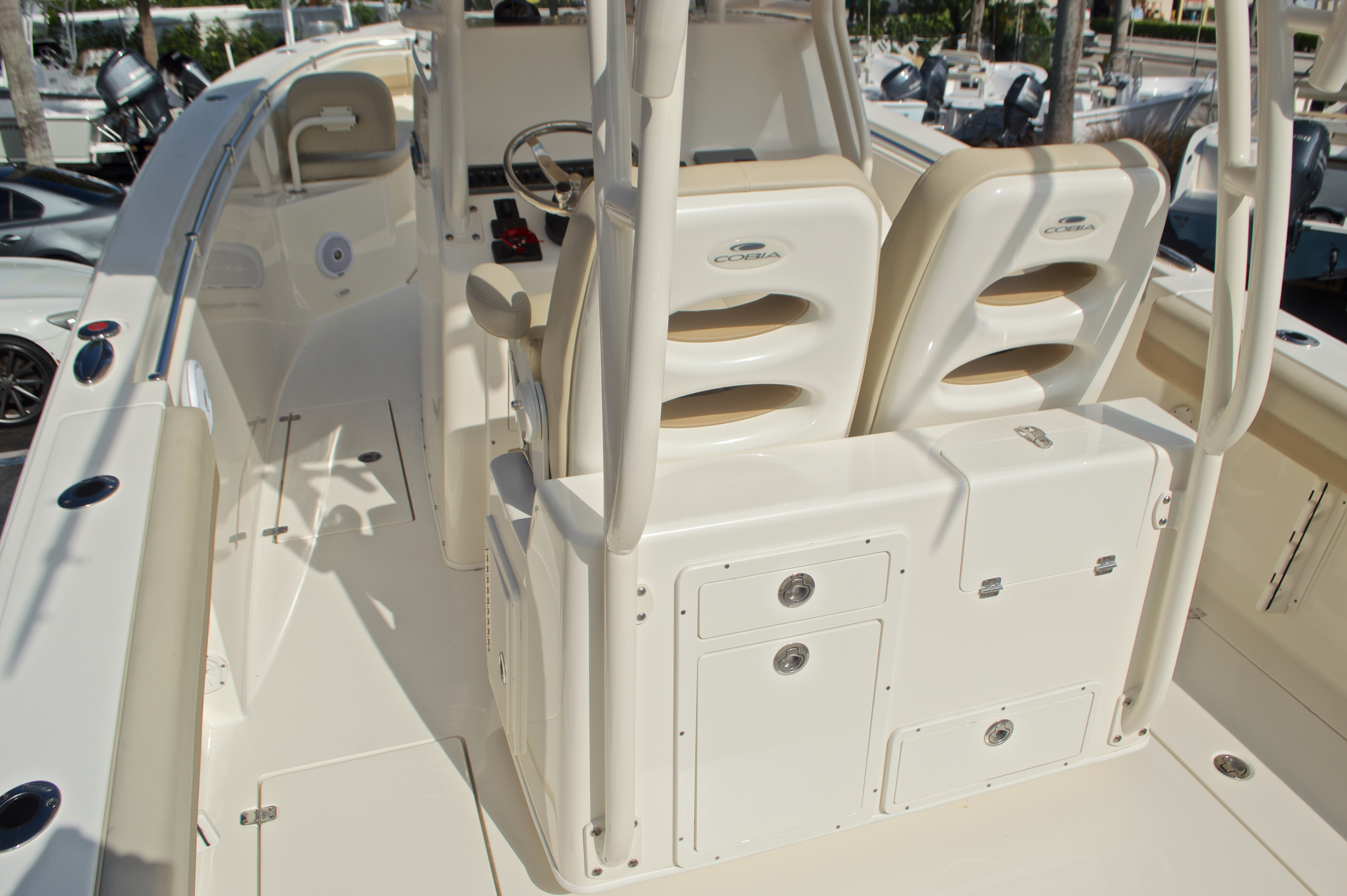 Thumbnail 9 for New 2017 Cobia 296 Center Console boat for sale in Miami, FL