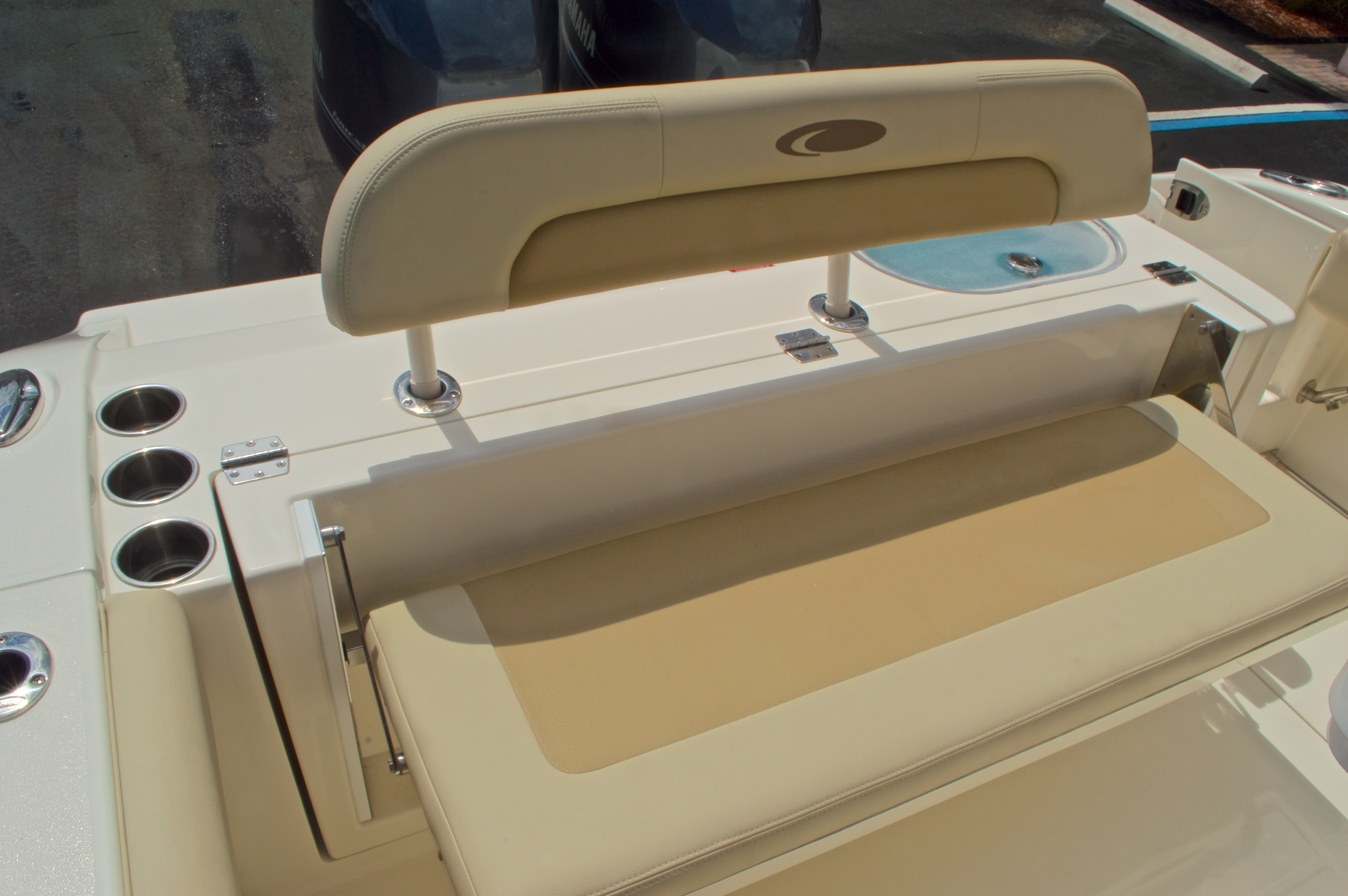 Thumbnail 14 for New 2017 Cobia 261 Center Console boat for sale in Miami, FL