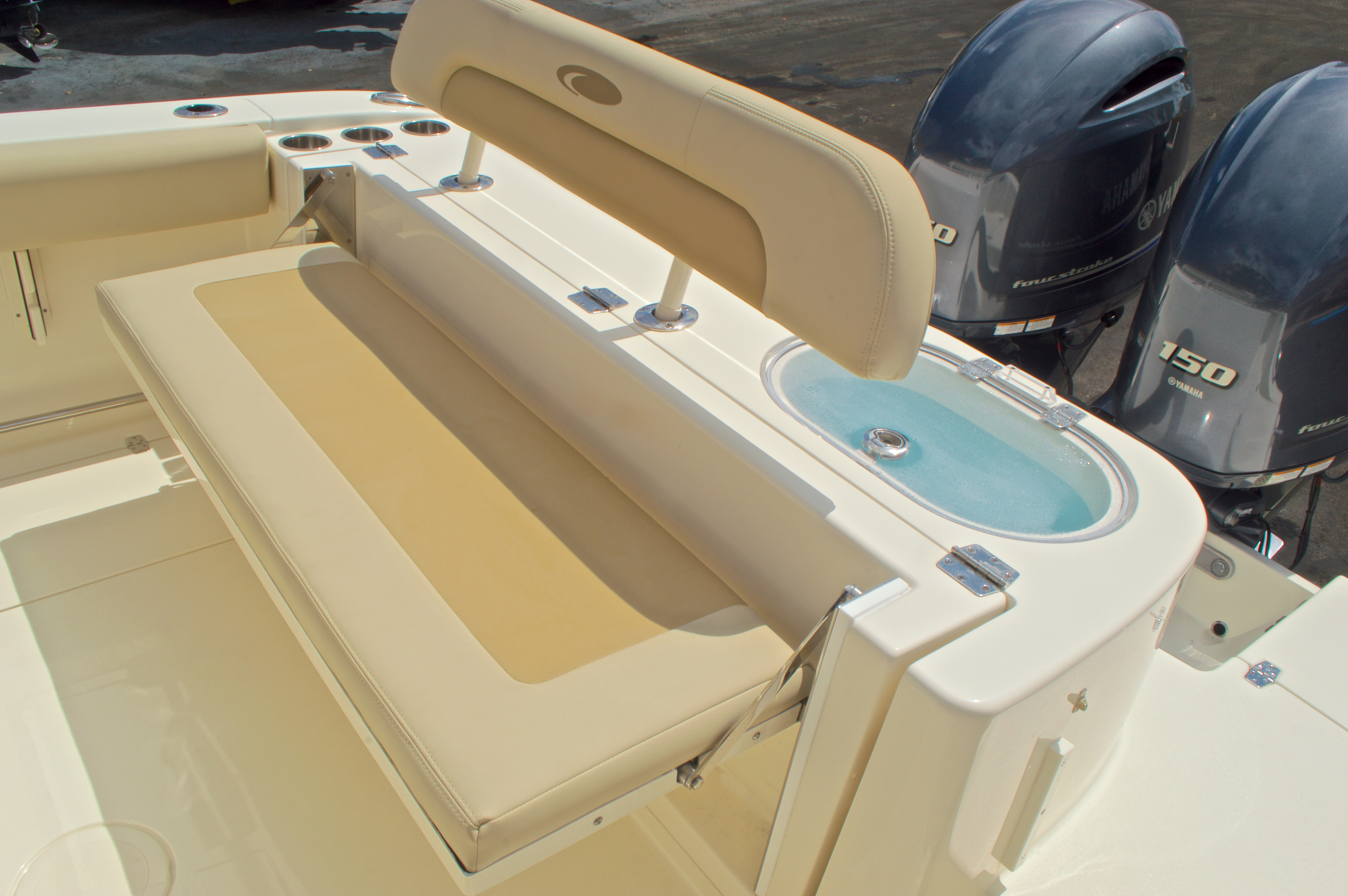 Thumbnail 15 for New 2017 Cobia 261 Center Console boat for sale in Miami, FL