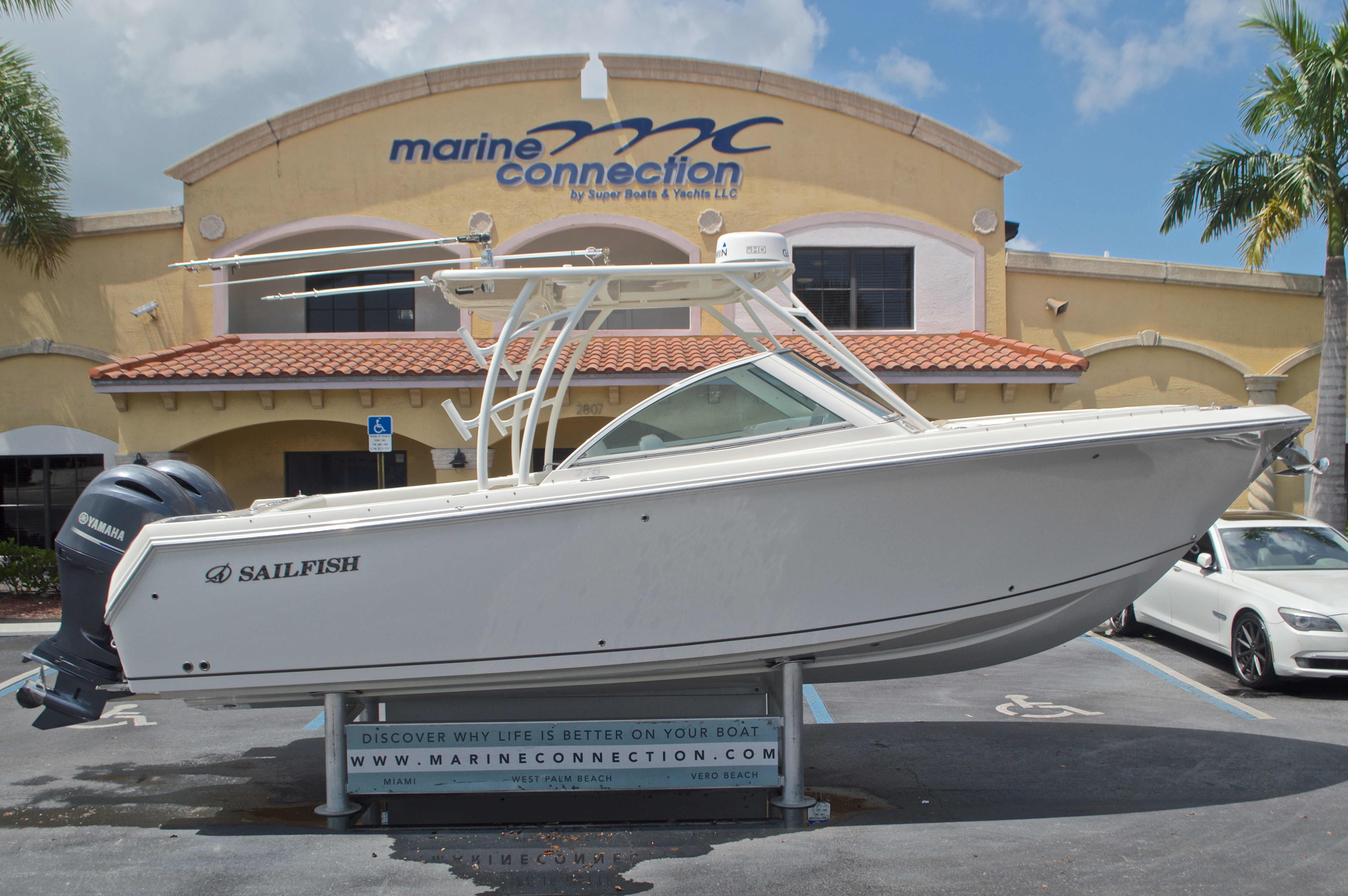 Used 2016 Sailfish 275 Dual Console boat for sale in West Palm Beach, FL