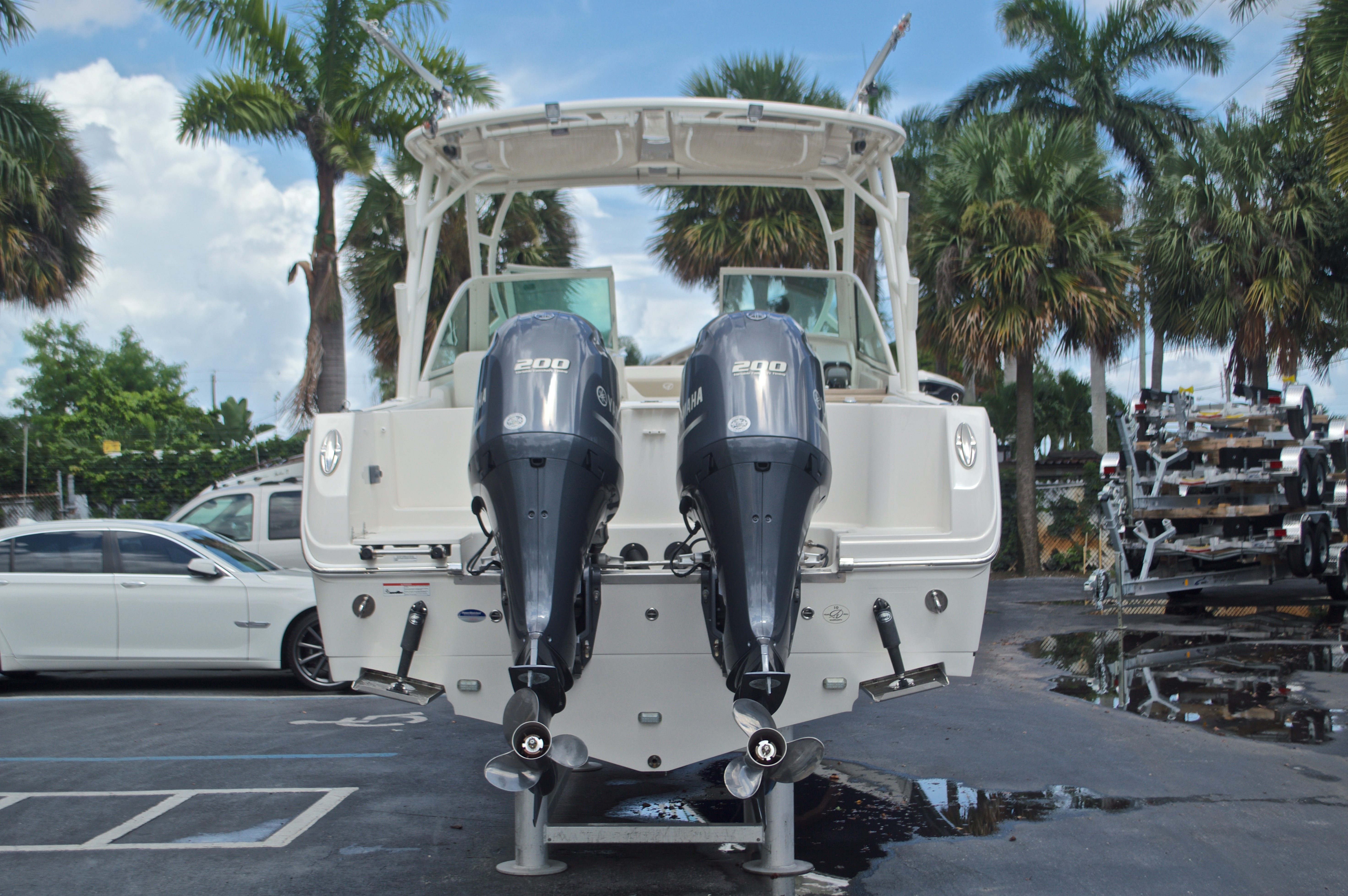 Thumbnail 6 for Used 2016 Sailfish 275 Dual Console boat for sale in West Palm Beach, FL