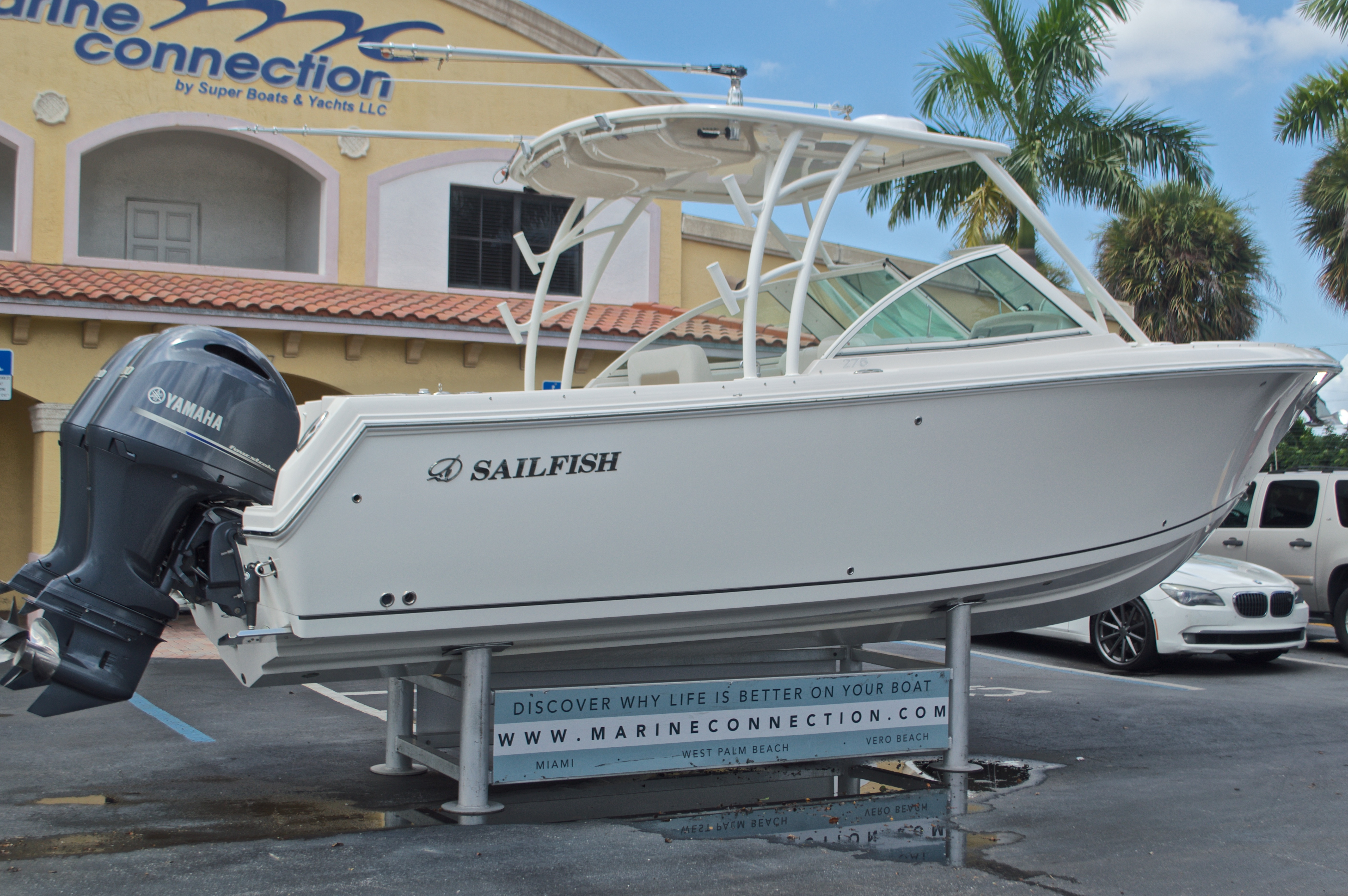 Thumbnail 7 for Used 2016 Sailfish 275 Dual Console boat for sale in West Palm Beach, FL