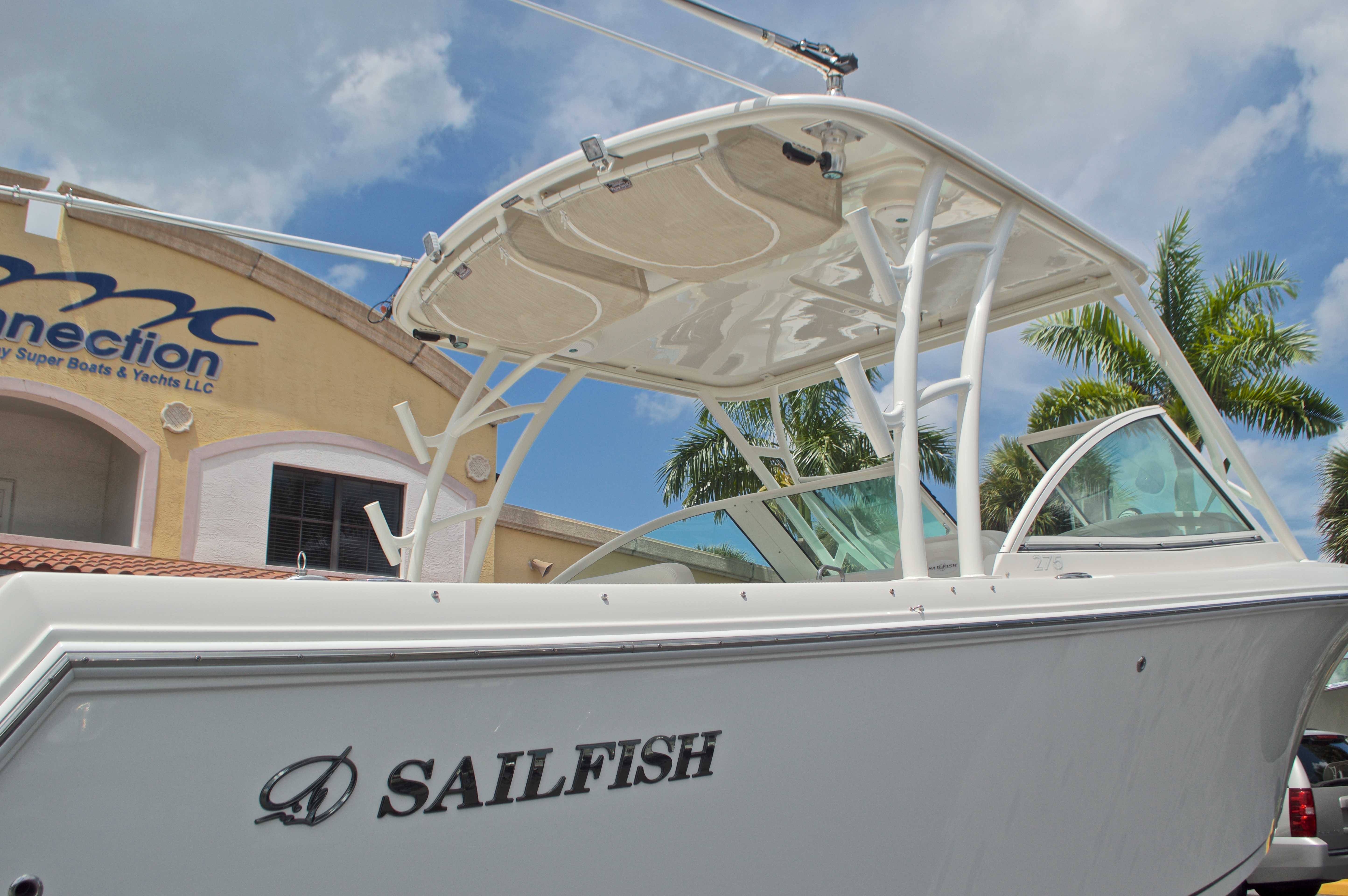 Thumbnail 8 for Used 2016 Sailfish 275 Dual Console boat for sale in West Palm Beach, FL