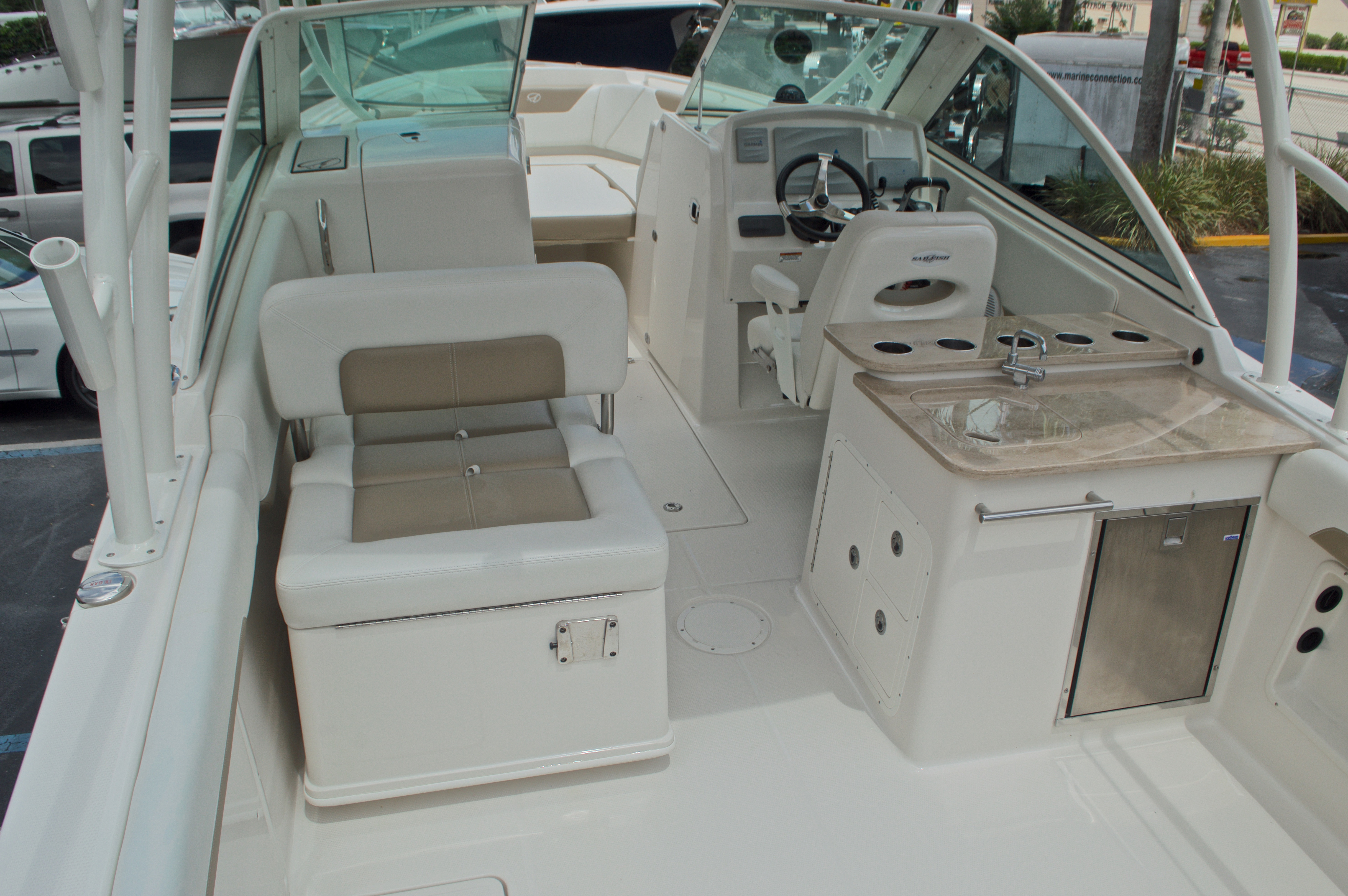 Thumbnail 10 for Used 2016 Sailfish 275 Dual Console boat for sale in West Palm Beach, FL