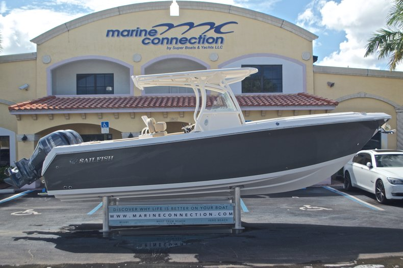 Photo for 2017 Sailfish 270 CC Center Console