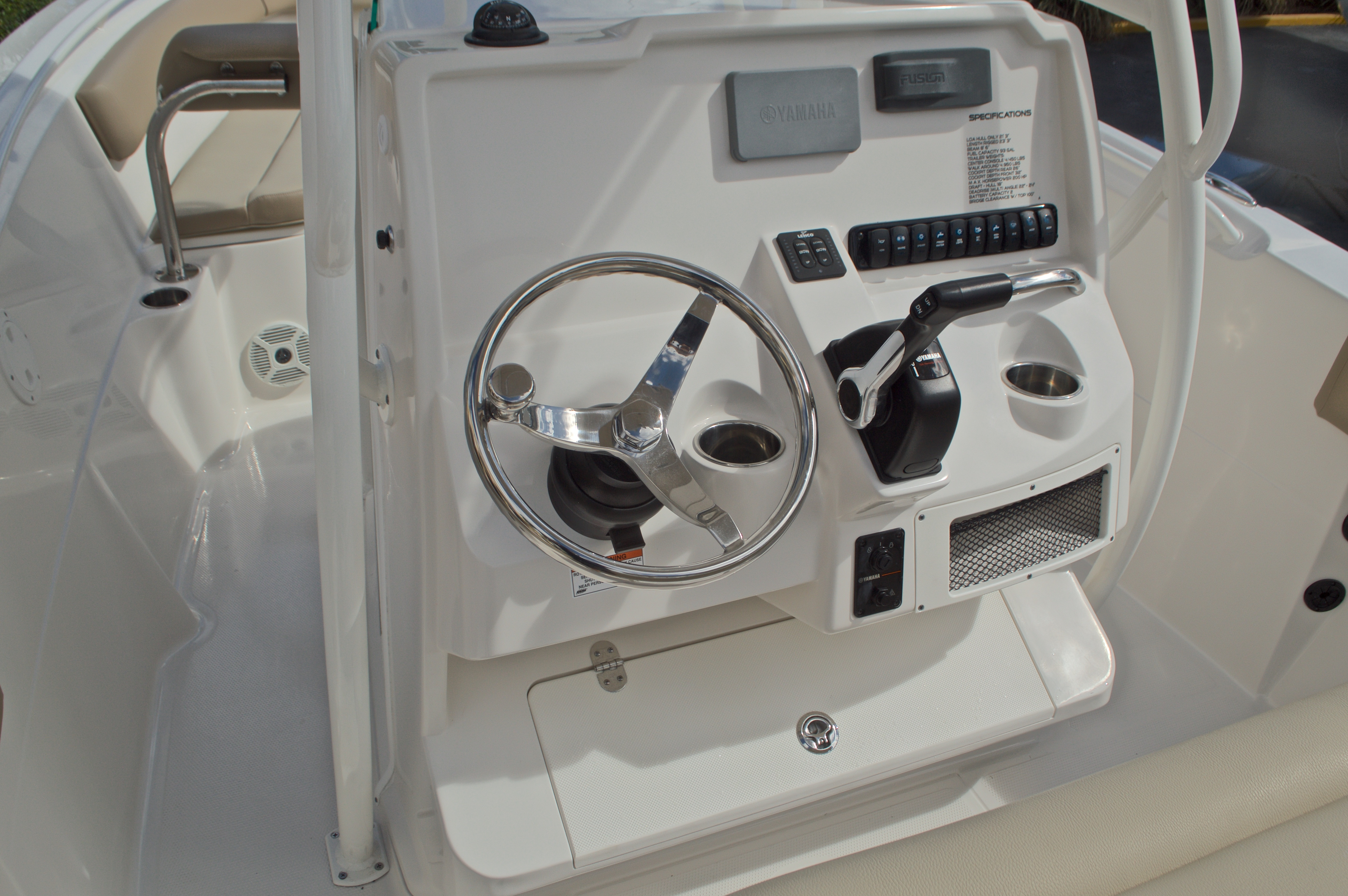 Thumbnail 23 for New 2017 Sailfish 220 CC Center Console boat for sale in Miami, FL