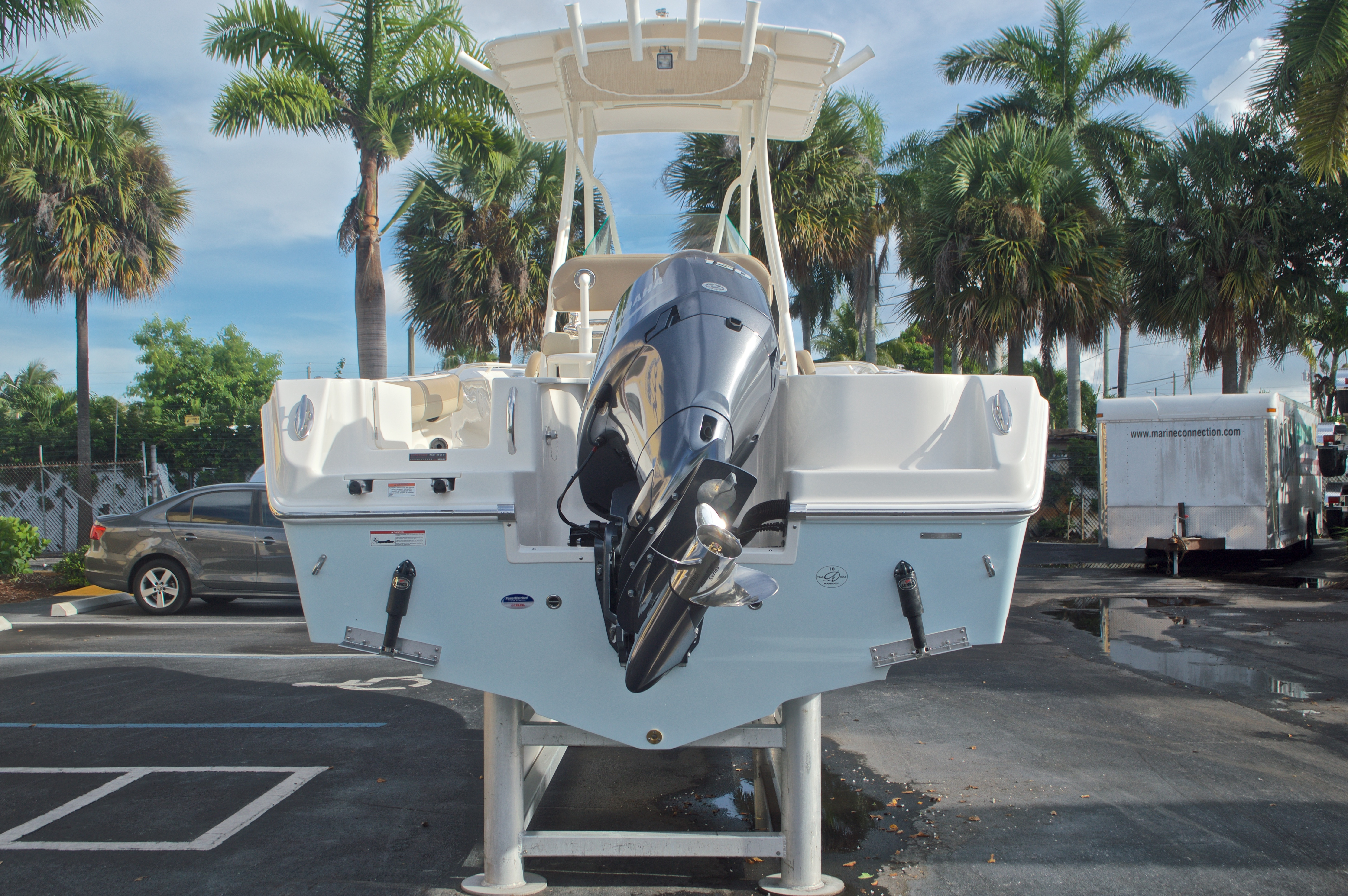 Thumbnail 6 for New 2017 Sailfish 220 CC Center Console boat for sale in Miami, FL