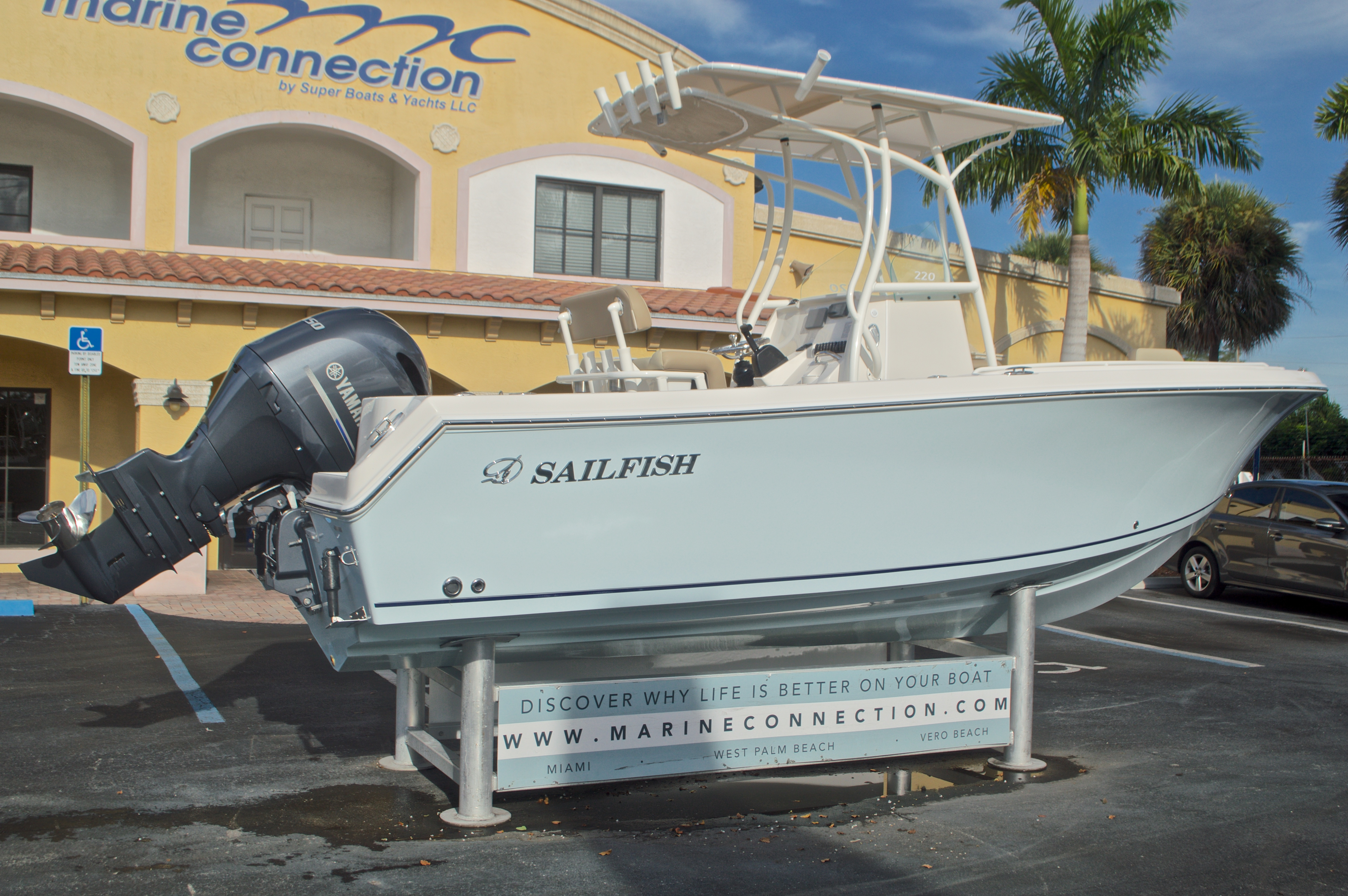 Thumbnail 7 for New 2017 Sailfish 220 CC Center Console boat for sale in Miami, FL