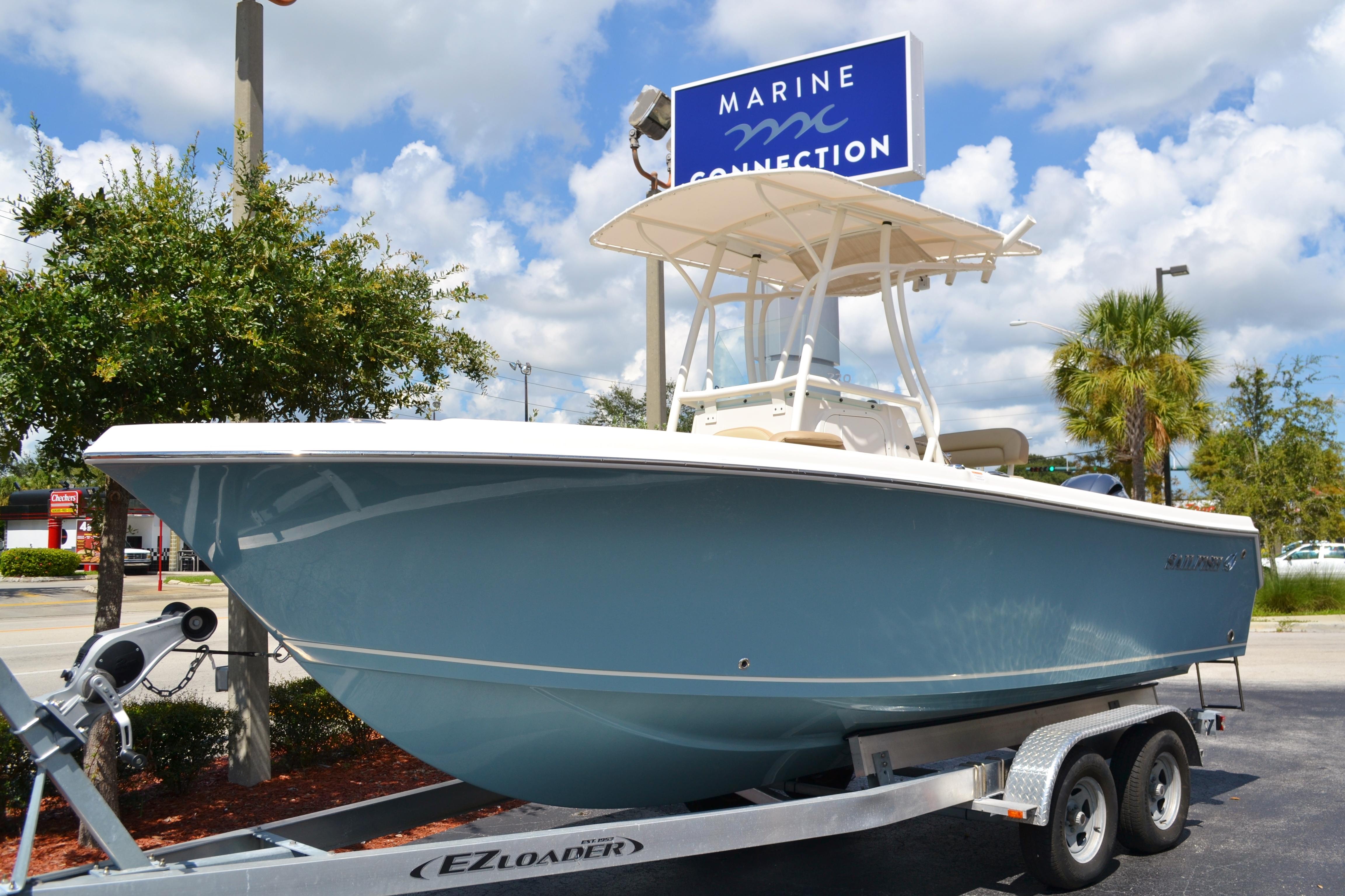 Thumbnail 1 for New 2017 Sailfish 220 CC Center Console boat for sale in Vero Beach, FL