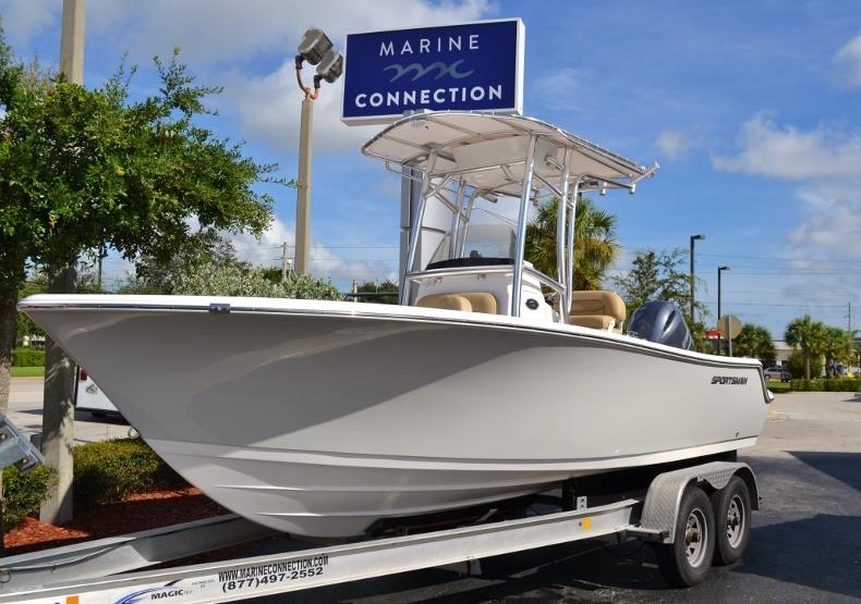 New 2017 Sportsman Open 212 Center Console boat for sale in Vero Beach, FL
