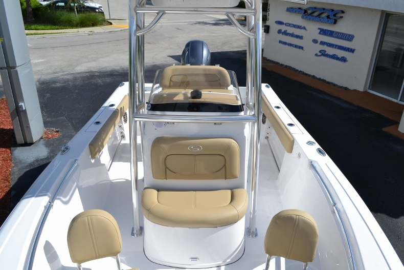 Thumbnail 13 for New 2017 Sportsman Open 212 Center Console boat for sale in Vero Beach, FL