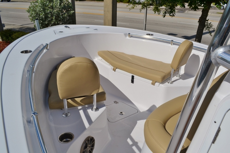 Thumbnail 12 for New 2017 Sportsman Open 212 Center Console boat for sale in Vero Beach, FL