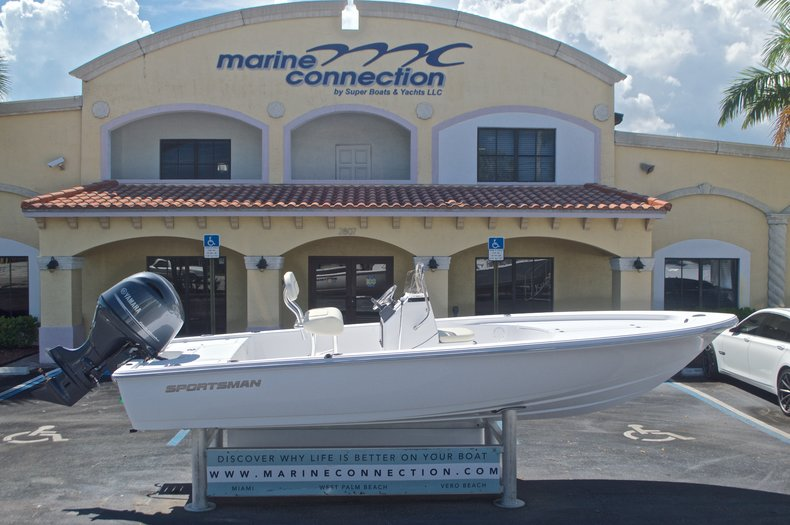 New 2017 Sportsman 20 Island Bay boat for sale in Vero Beach, FL