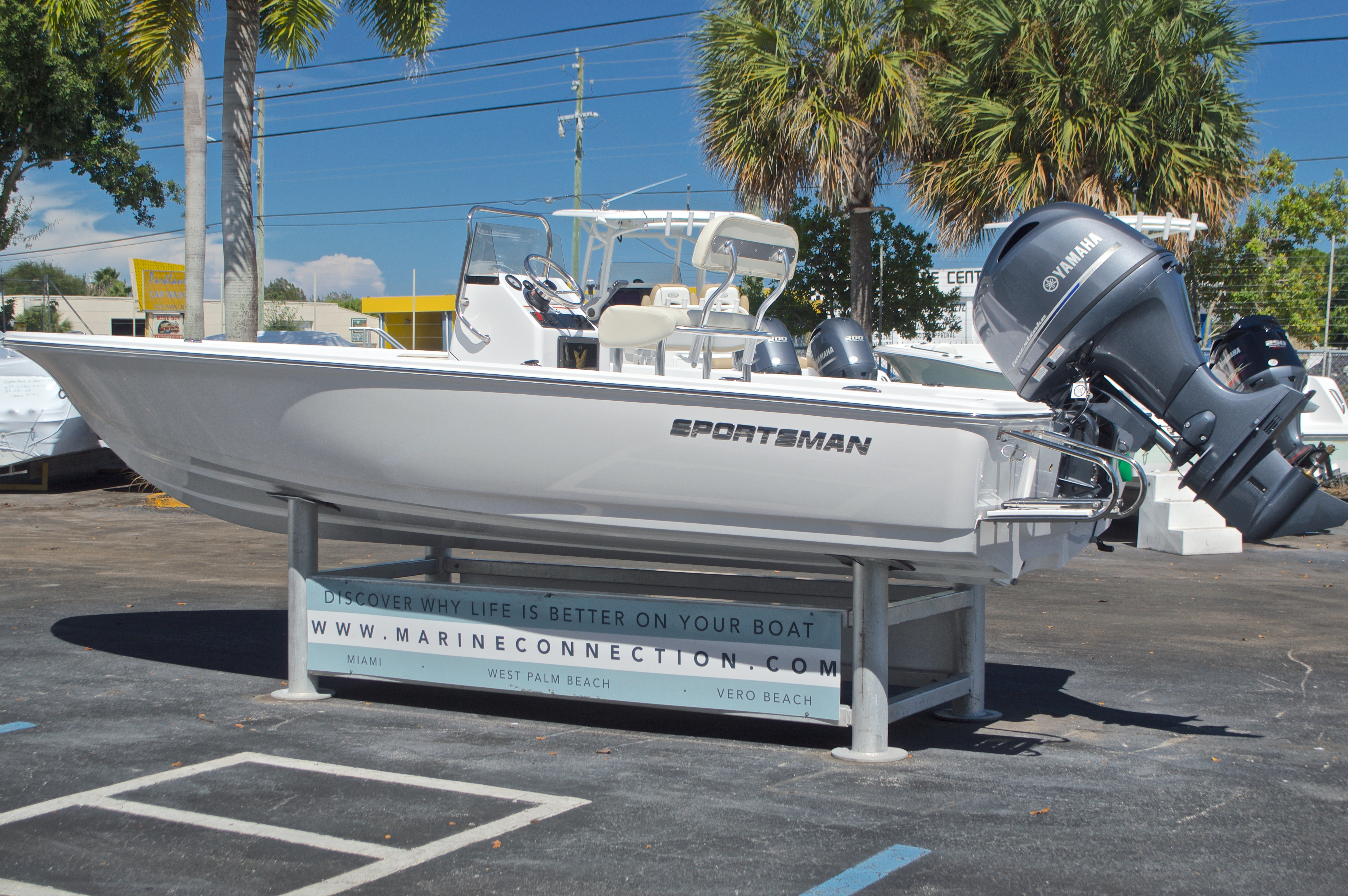 Thumbnail 5 for New 2017 Sportsman 20 Island Bay boat for sale in Vero Beach, FL