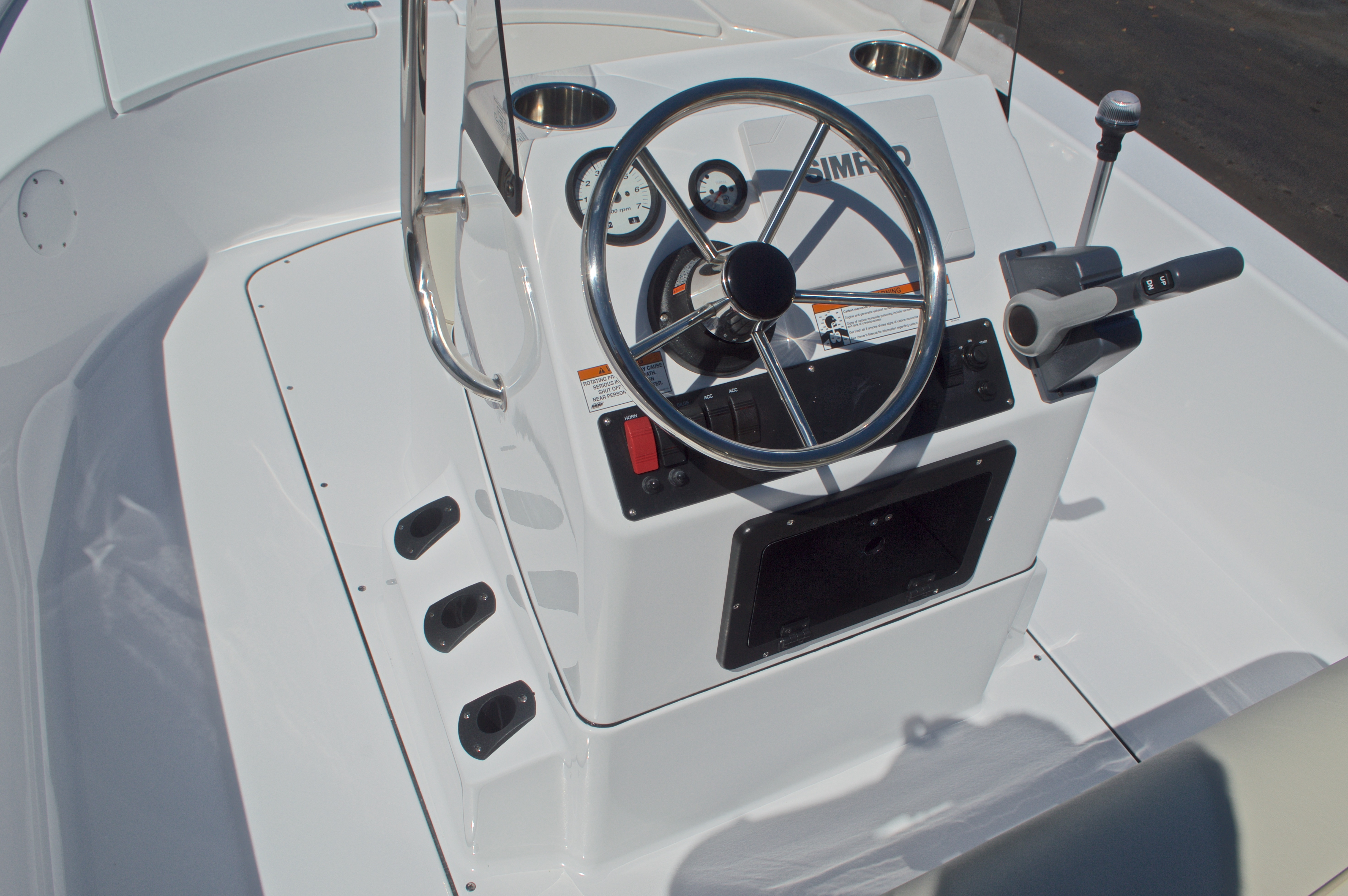 Thumbnail 17 for New 2017 Sportsman 20 Island Bay boat for sale in Vero Beach, FL