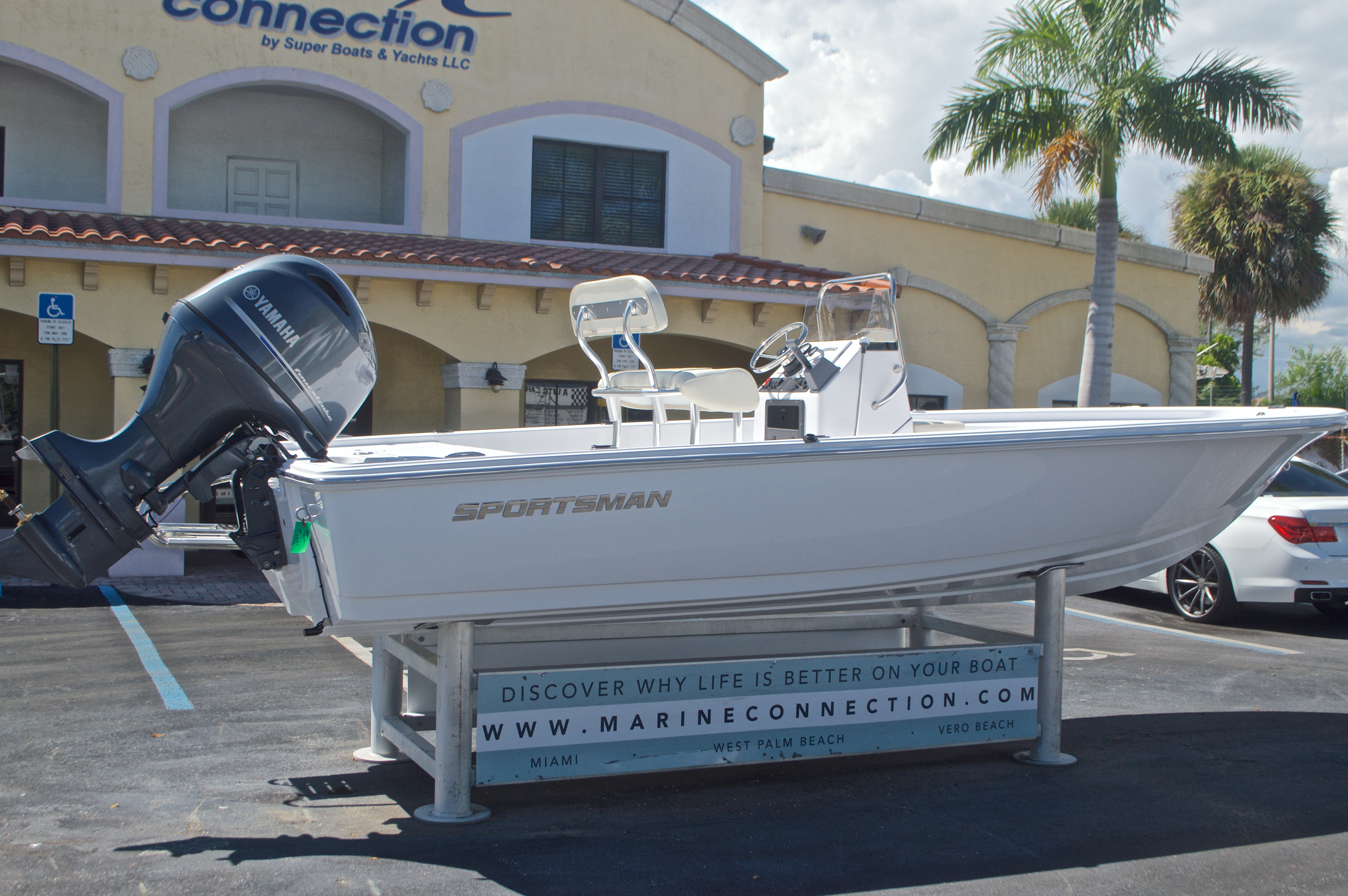 Thumbnail 7 for New 2017 Sportsman 20 Island Bay boat for sale in Vero Beach, FL