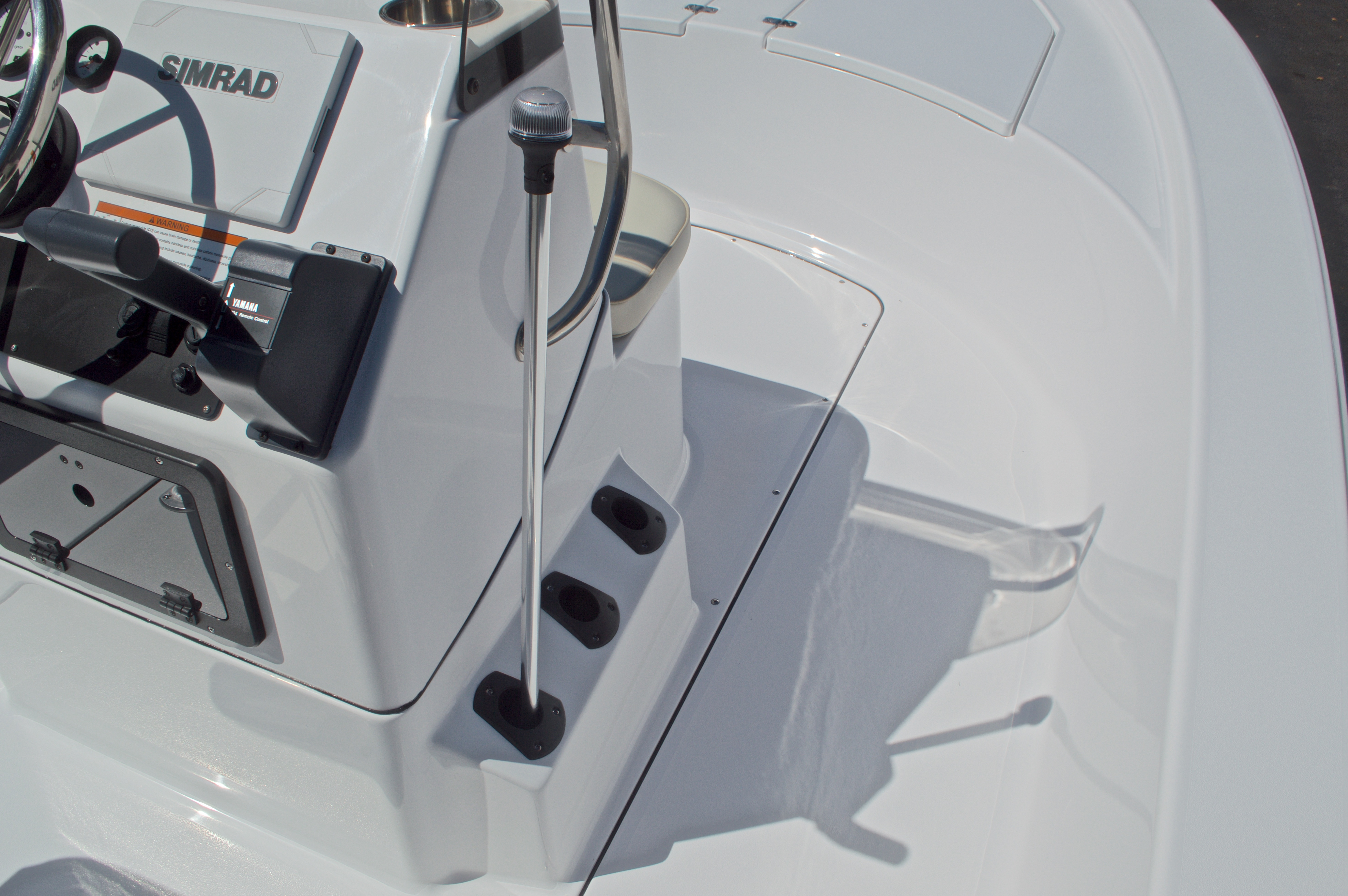 Thumbnail 21 for New 2017 Sportsman 20 Island Bay boat for sale in Vero Beach, FL