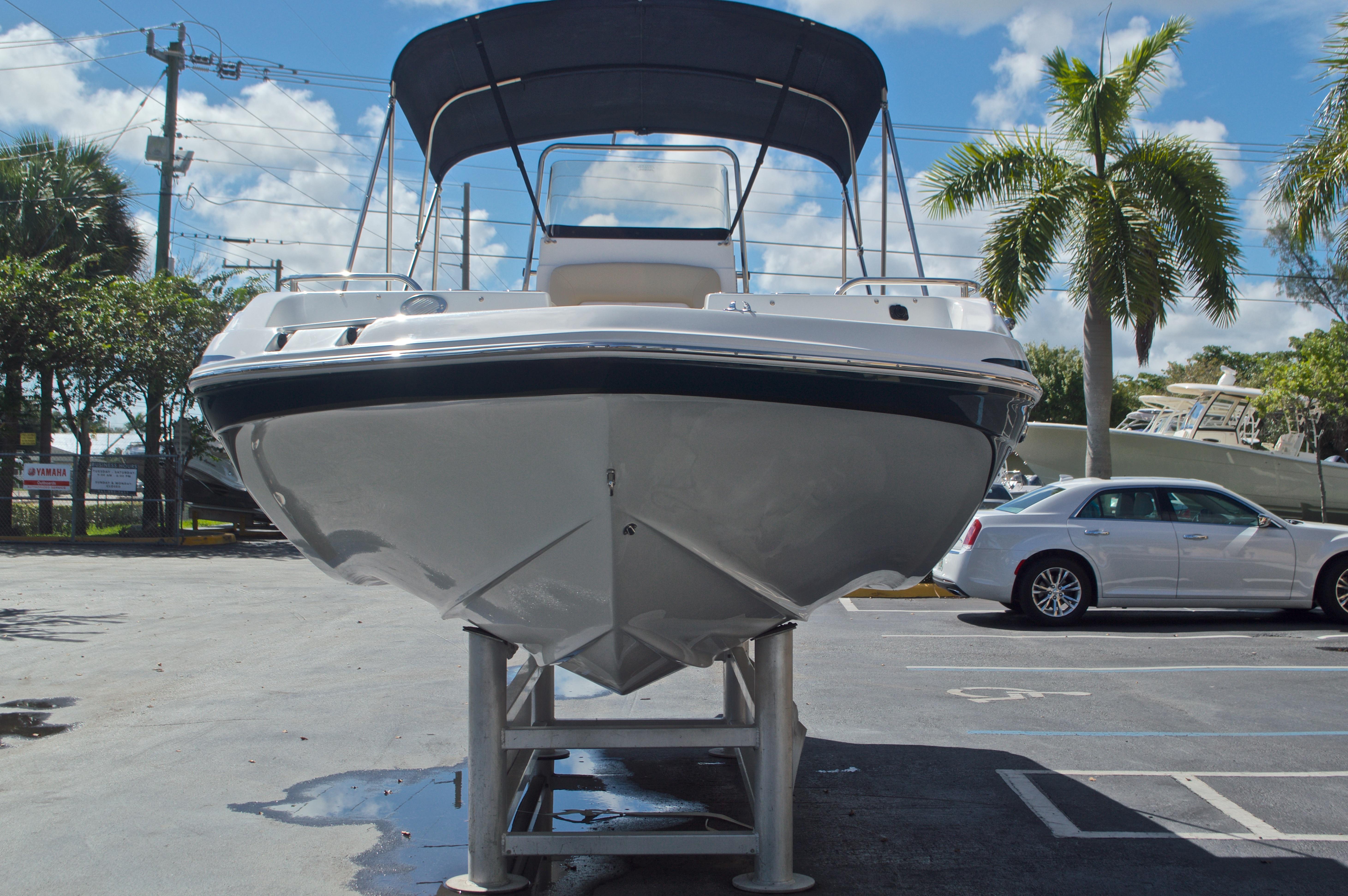 Thumbnail 2 for New 2017 Hurricane CC21 Center Console boat for sale in Vero Beach, FL