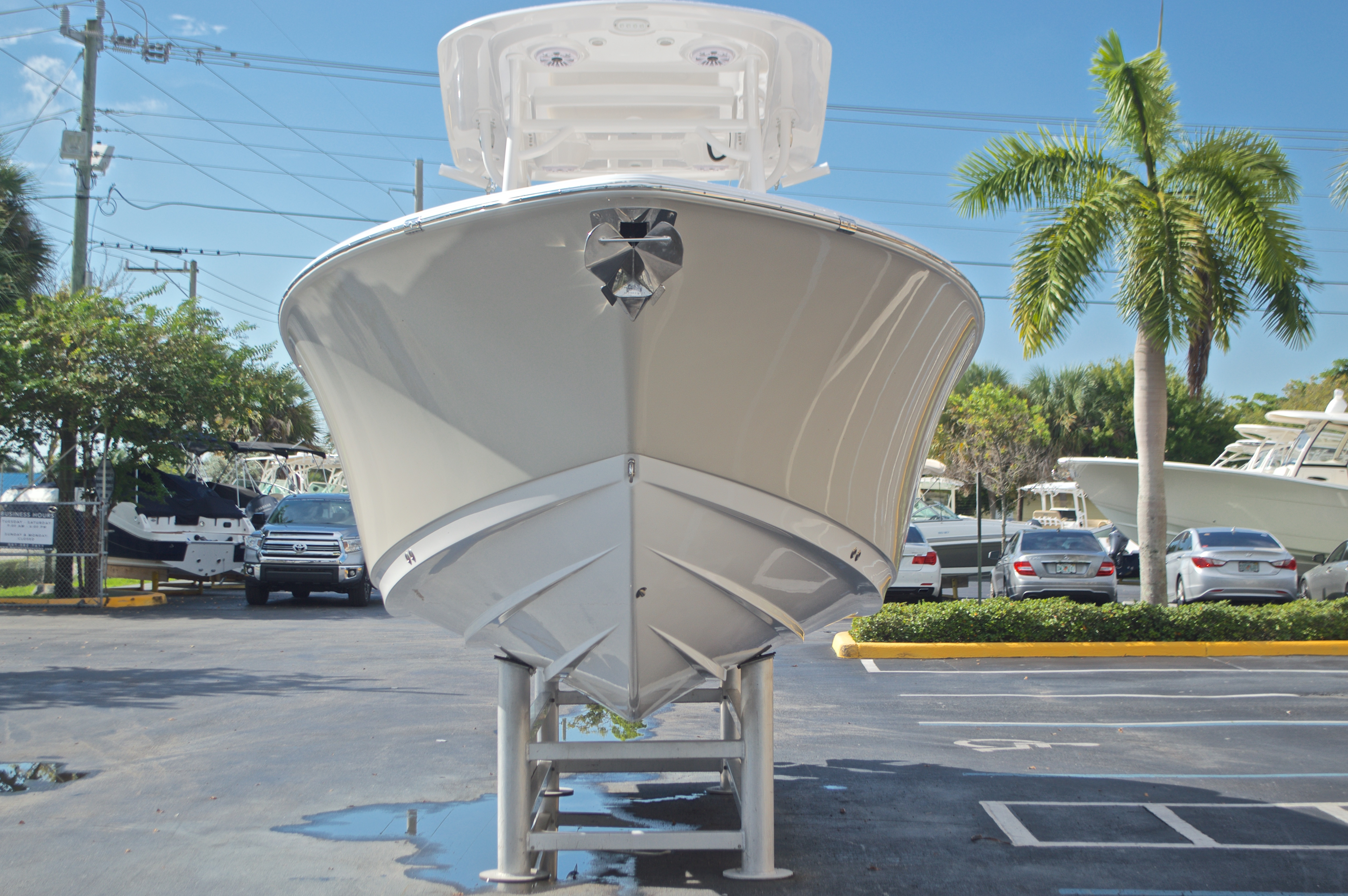 Thumbnail 2 for New 2017 Sportsman Open 252 Center Console boat for sale in Vero Beach, FL