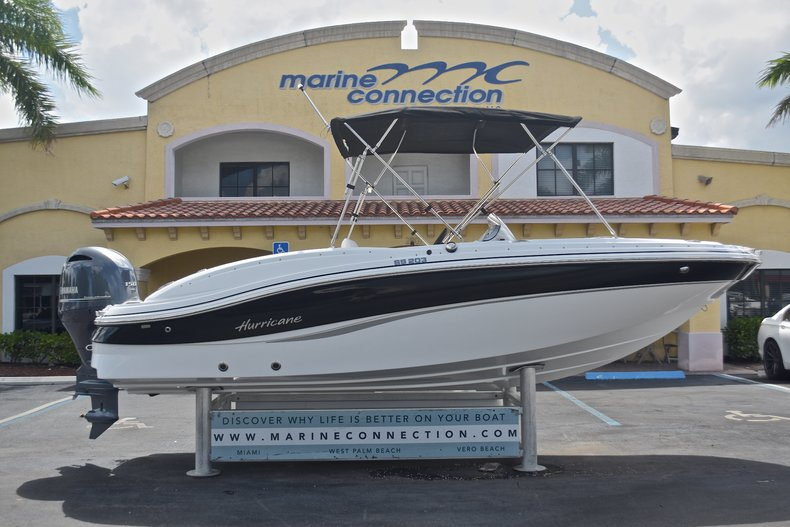 Photo for 2017 Hurricane SunDeck Sport SS 203 OB