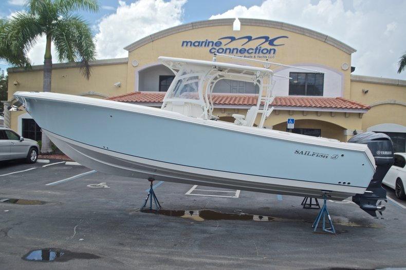 Photo for 2015 Sailfish 320 CC Center Console