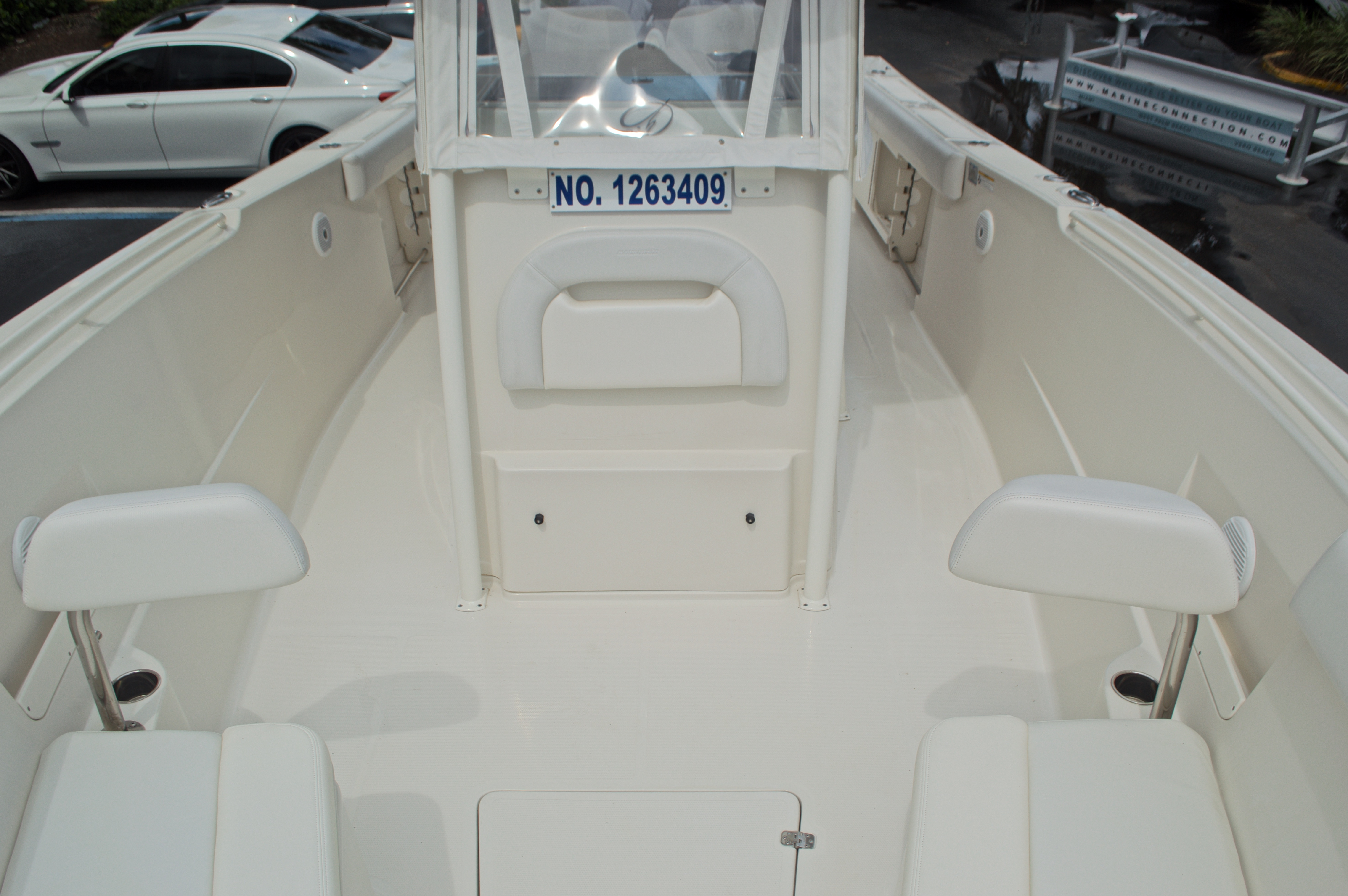 Thumbnail 57 for Used 2015 Sailfish 320 CC Center Console boat for sale in West Palm Beach, FL