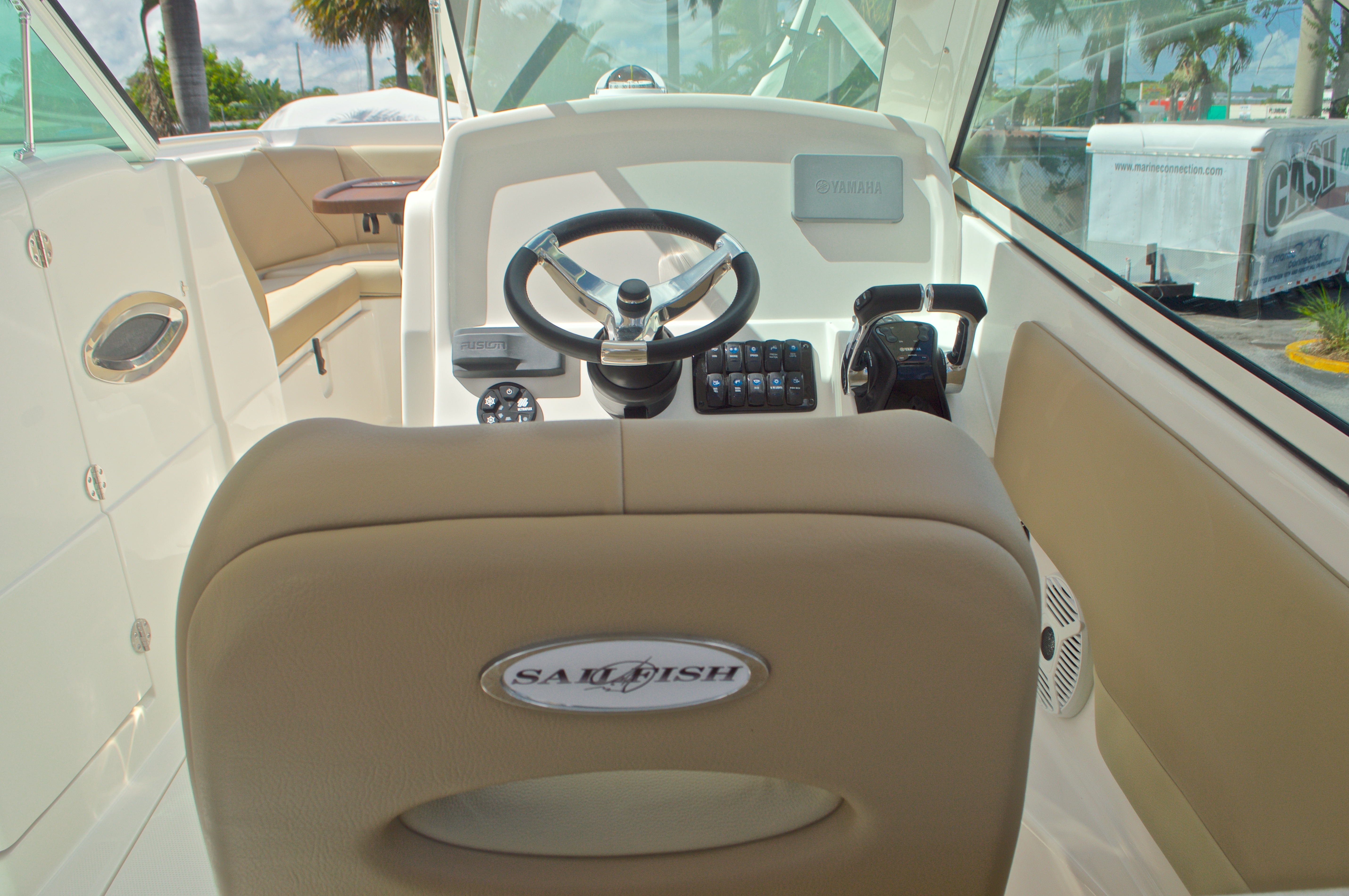 Thumbnail 39 for New 2017 Sailfish 275 Dual Console boat for sale in Vero Beach, FL