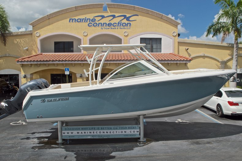 New 2017 Sailfish 275 Dual Console boat for sale in Vero Beach, FL