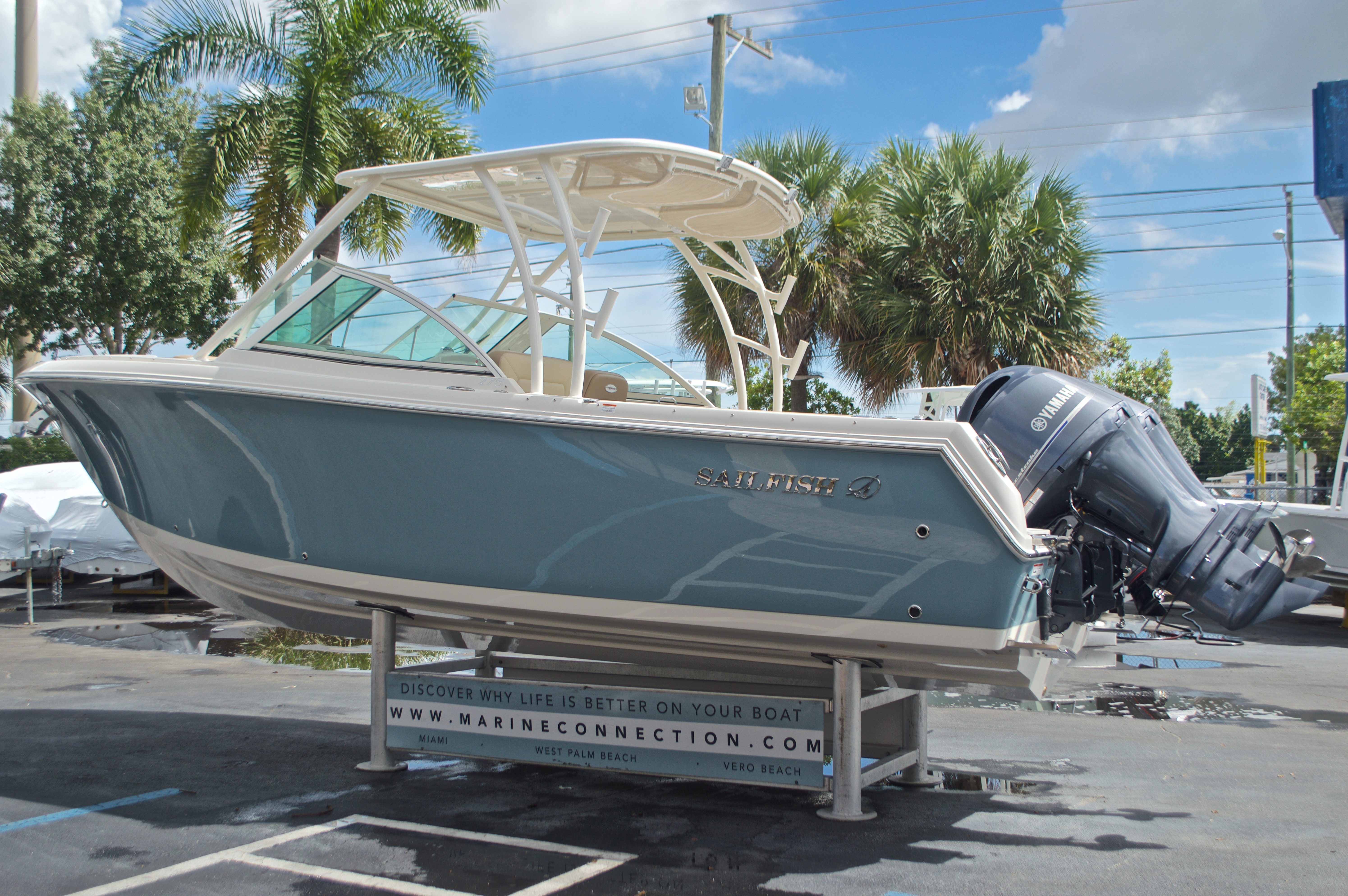 Thumbnail 5 for New 2017 Sailfish 275 Dual Console boat for sale in Vero Beach, FL
