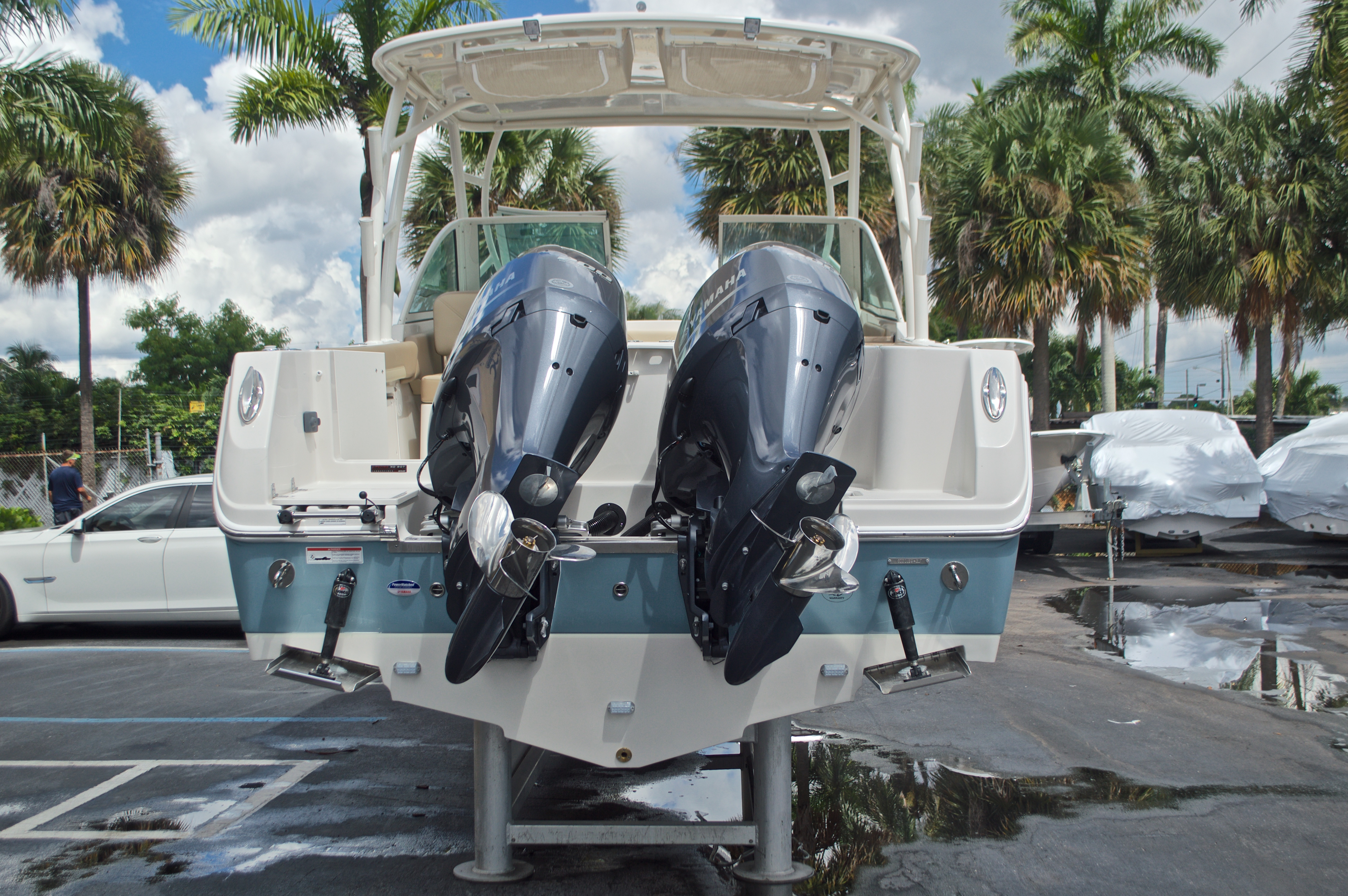 Thumbnail 7 for New 2017 Sailfish 275 Dual Console boat for sale in Vero Beach, FL