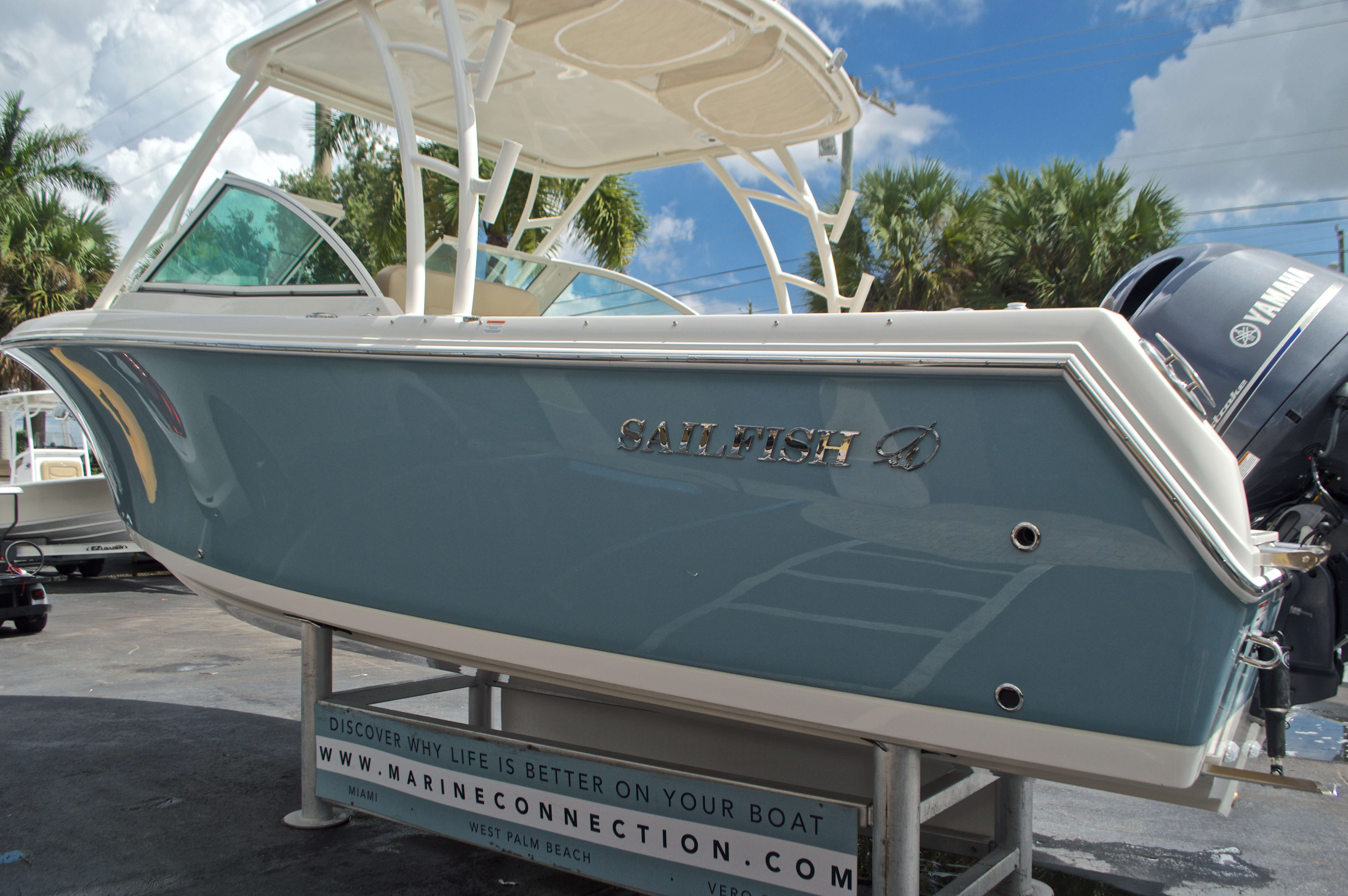 Thumbnail 6 for New 2017 Sailfish 275 Dual Console boat for sale in Vero Beach, FL