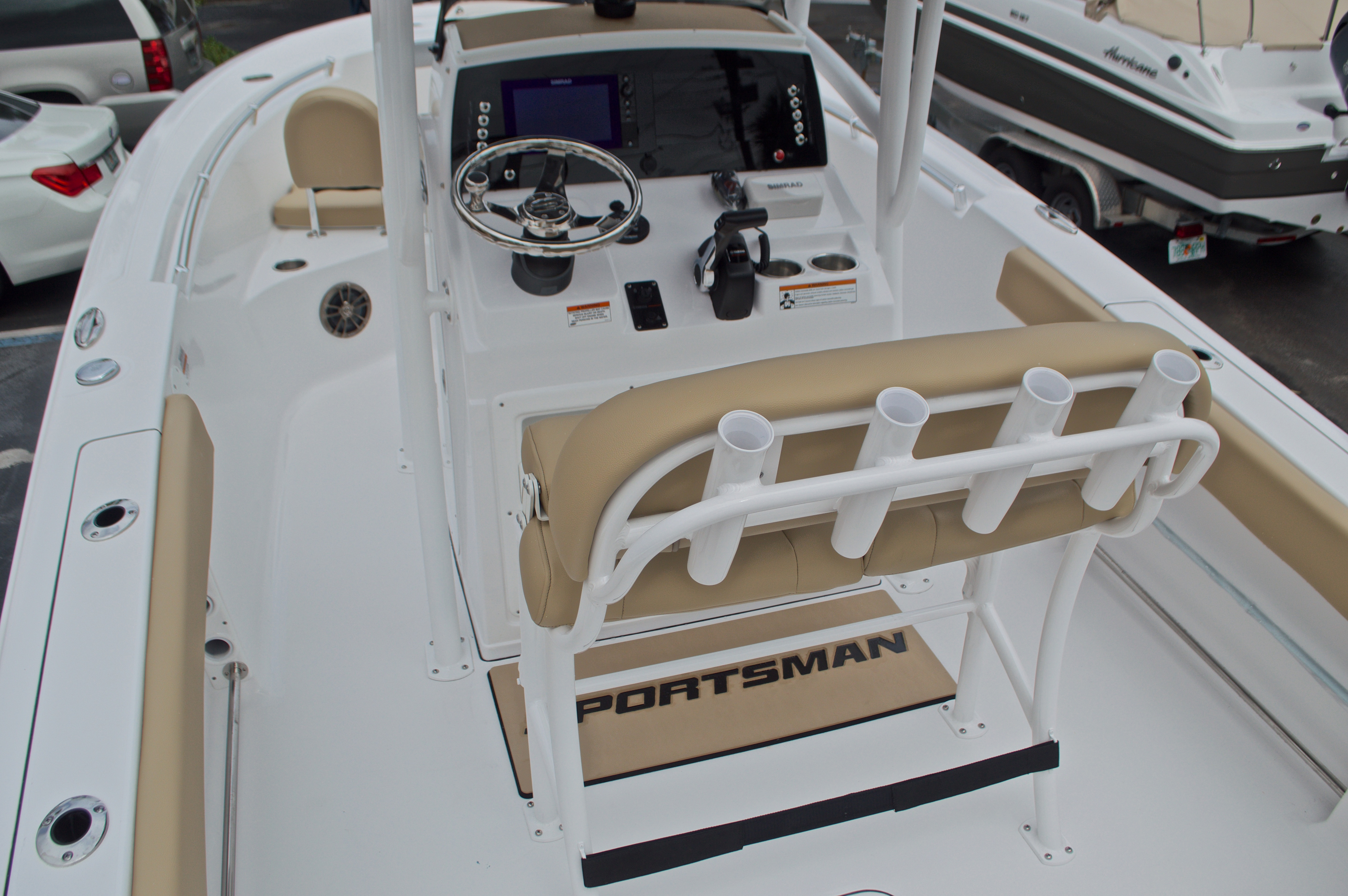 Thumbnail 11 for New 2017 Sportsman Open 212 Center Console boat for sale in Miami, FL
