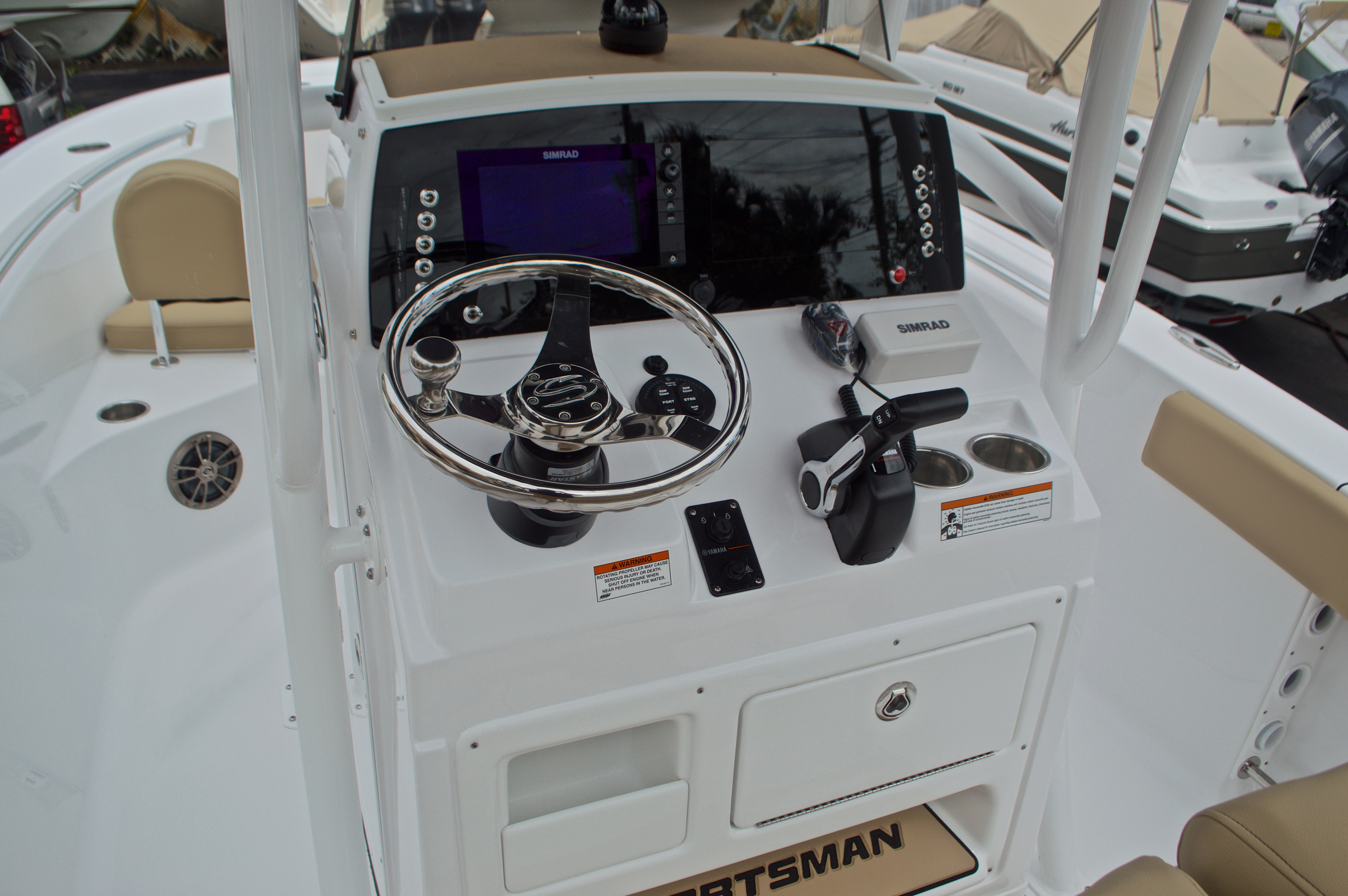 Thumbnail 31 for New 2017 Sportsman Open 212 Center Console boat for sale in Miami, FL