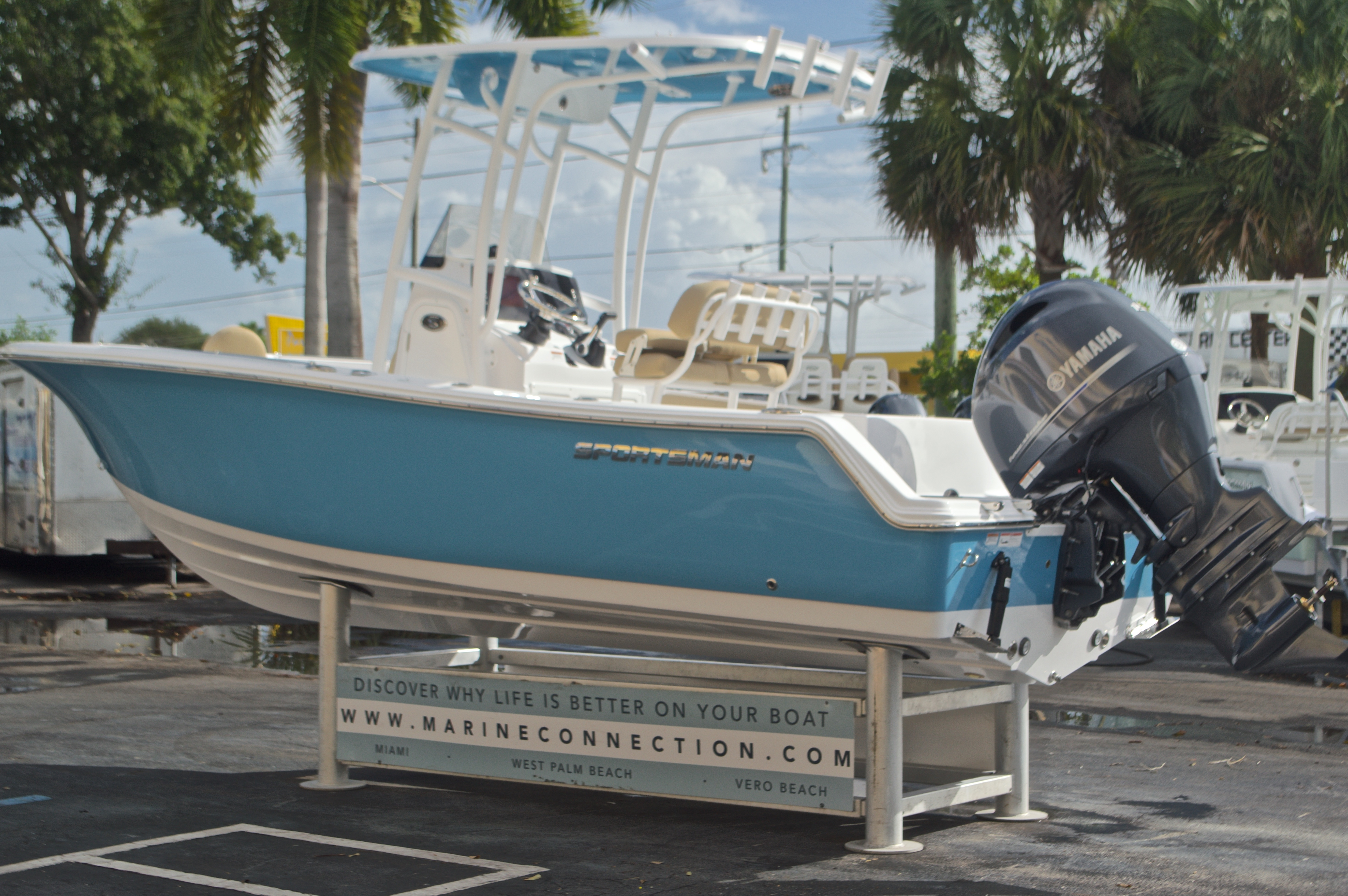 Thumbnail 6 for New 2017 Sportsman Open 212 Center Console boat for sale in West Palm Beach, FL