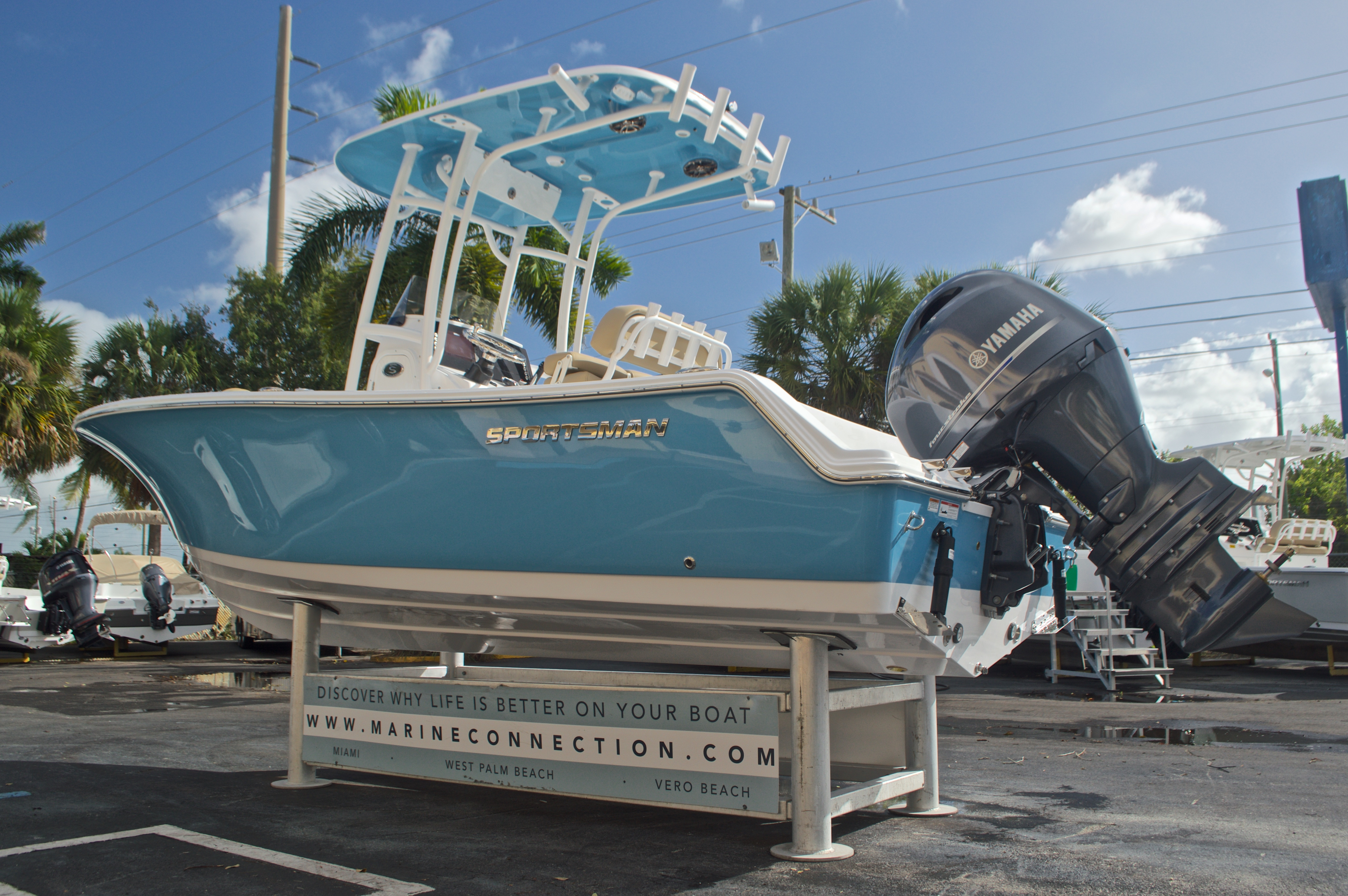 Thumbnail 7 for New 2017 Sportsman Open 212 Center Console boat for sale in West Palm Beach, FL