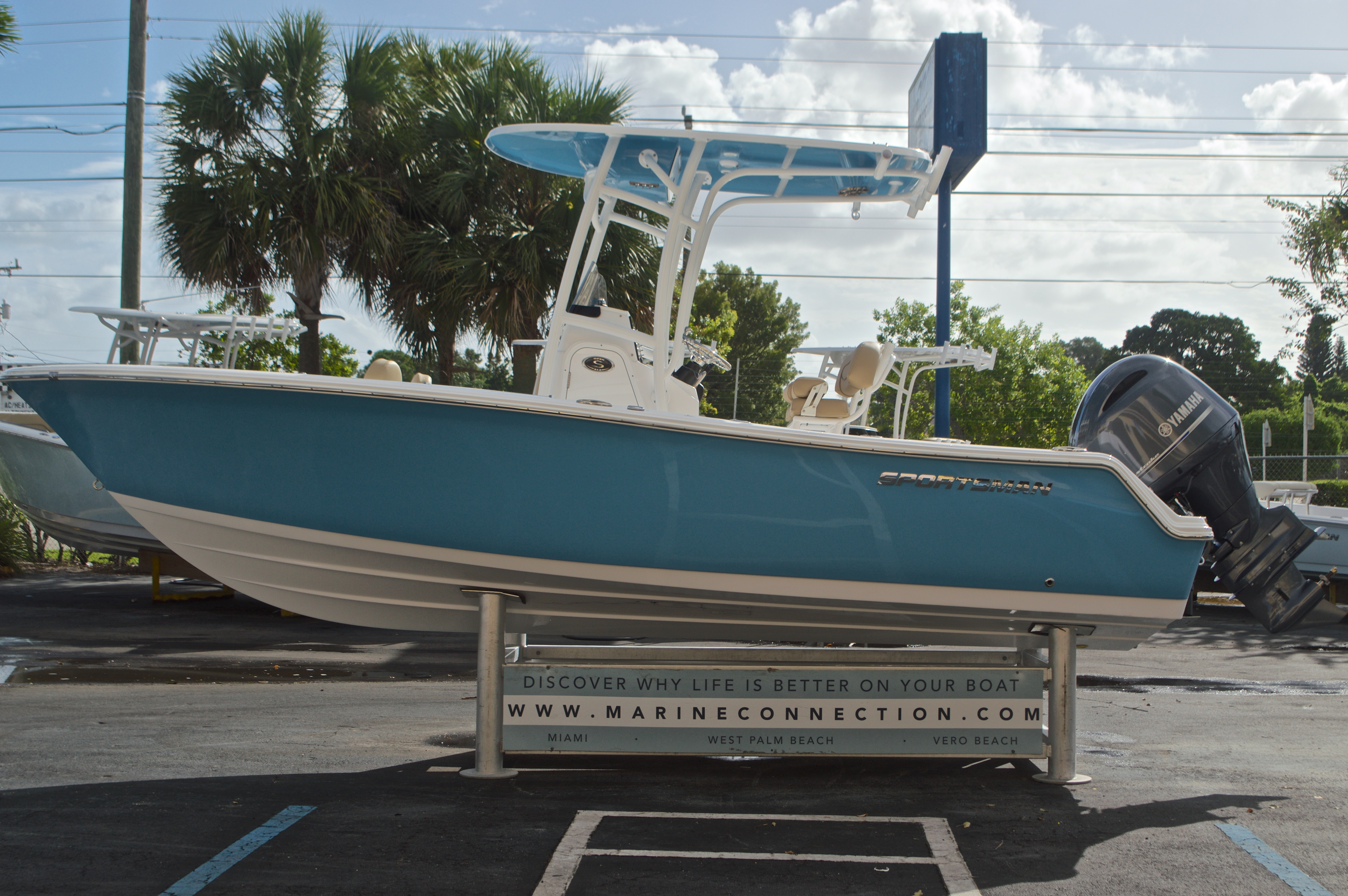 Thumbnail 5 for New 2017 Sportsman Open 212 Center Console boat for sale in West Palm Beach, FL