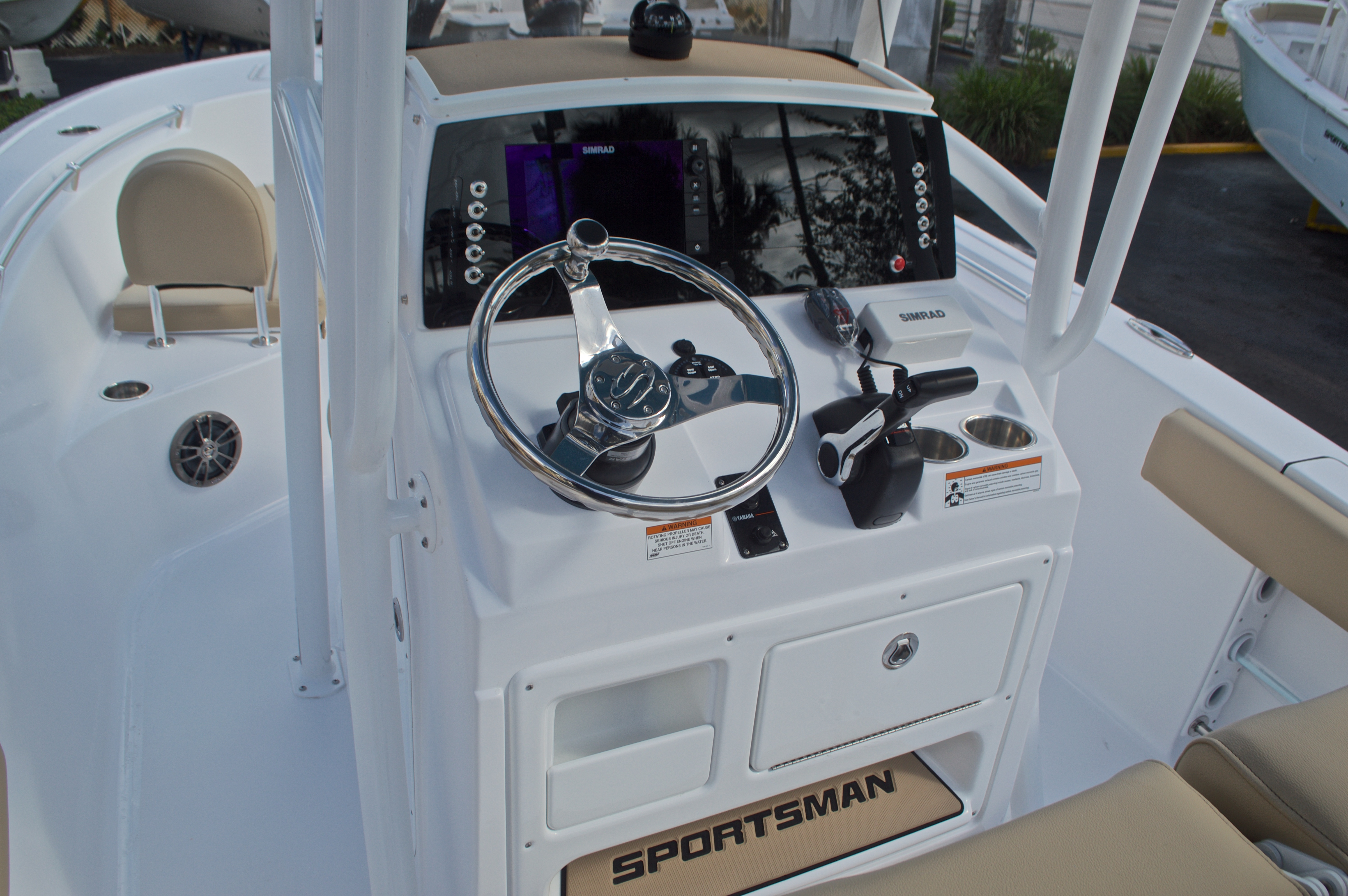 Thumbnail 30 for New 2017 Sportsman Open 212 Center Console boat for sale in West Palm Beach, FL