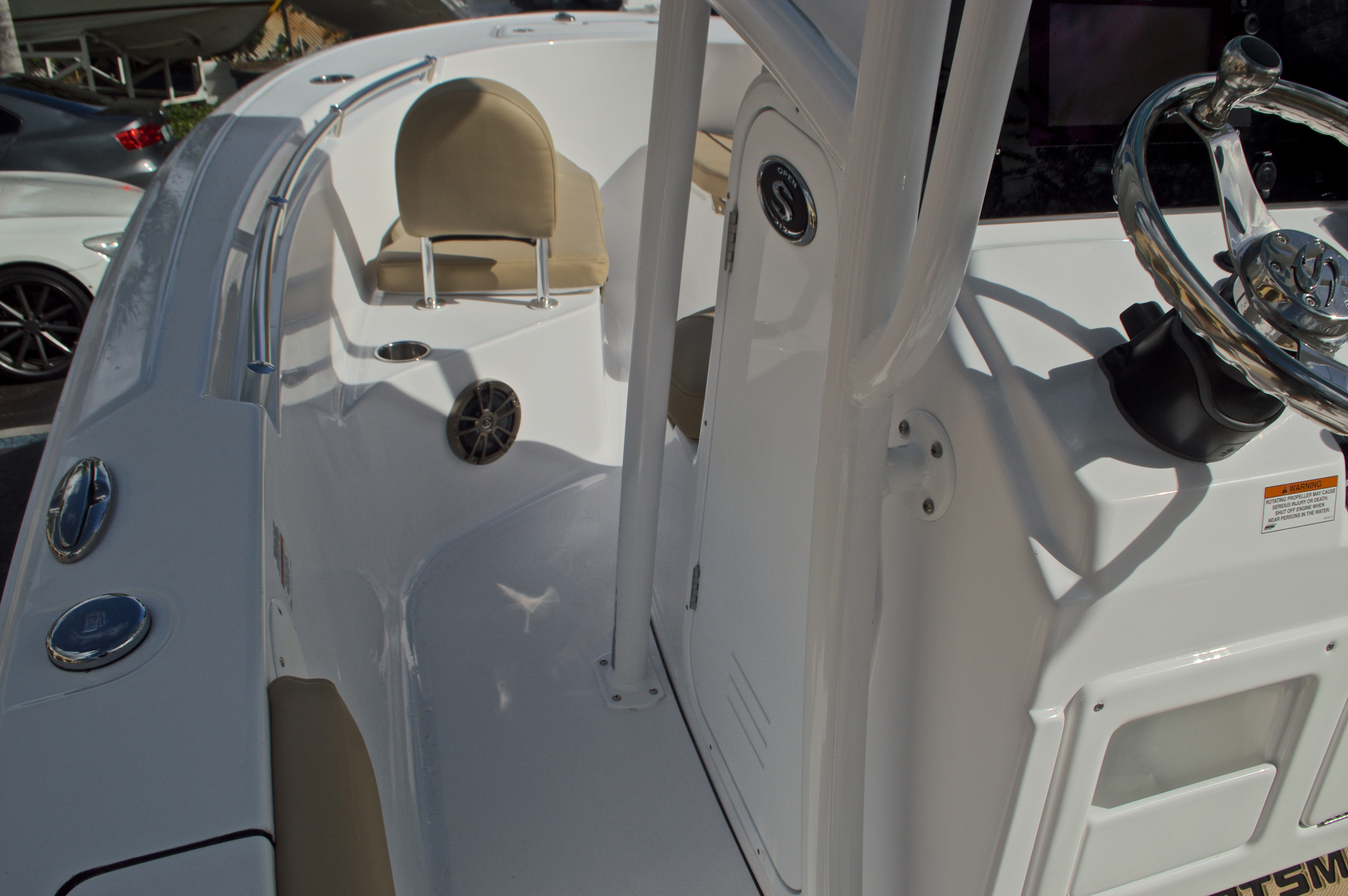 Thumbnail 40 for New 2017 Sportsman Open 212 Center Console boat for sale in West Palm Beach, FL