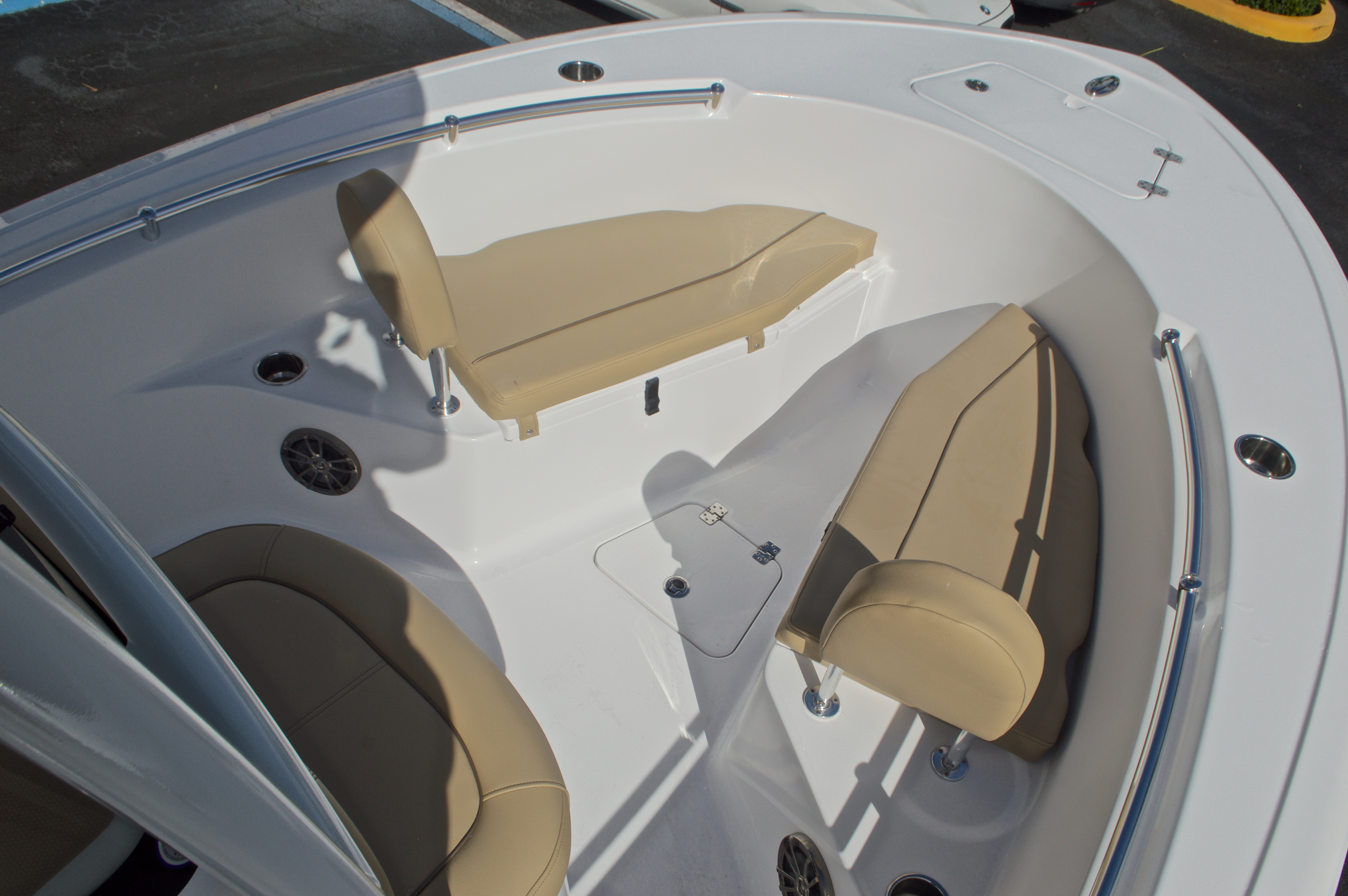 Thumbnail 48 for New 2017 Sportsman Open 212 Center Console boat for sale in West Palm Beach, FL