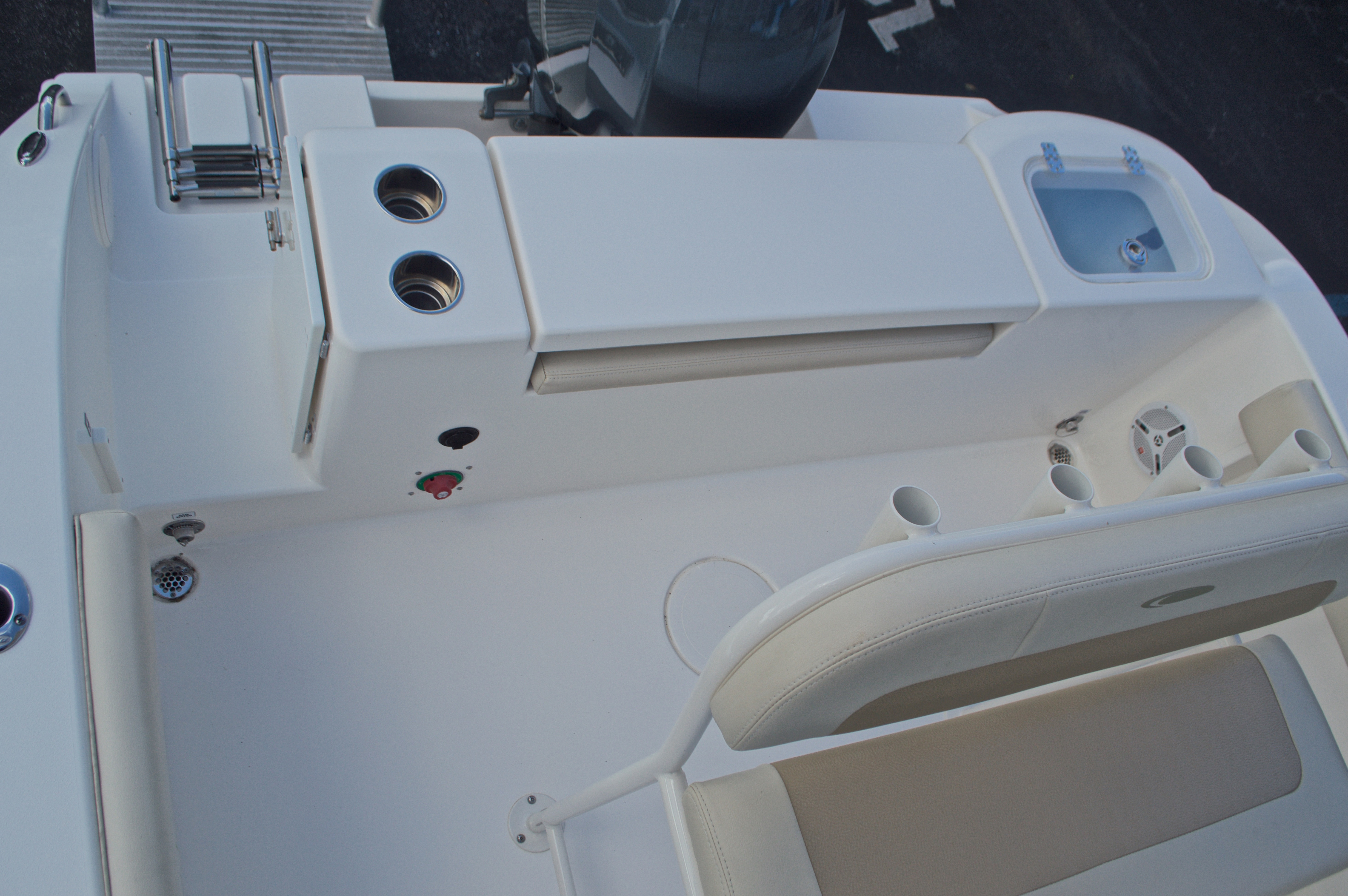 Thumbnail 11 for Used 2015 Cobia 201 Center Console boat for sale in West Palm Beach, FL