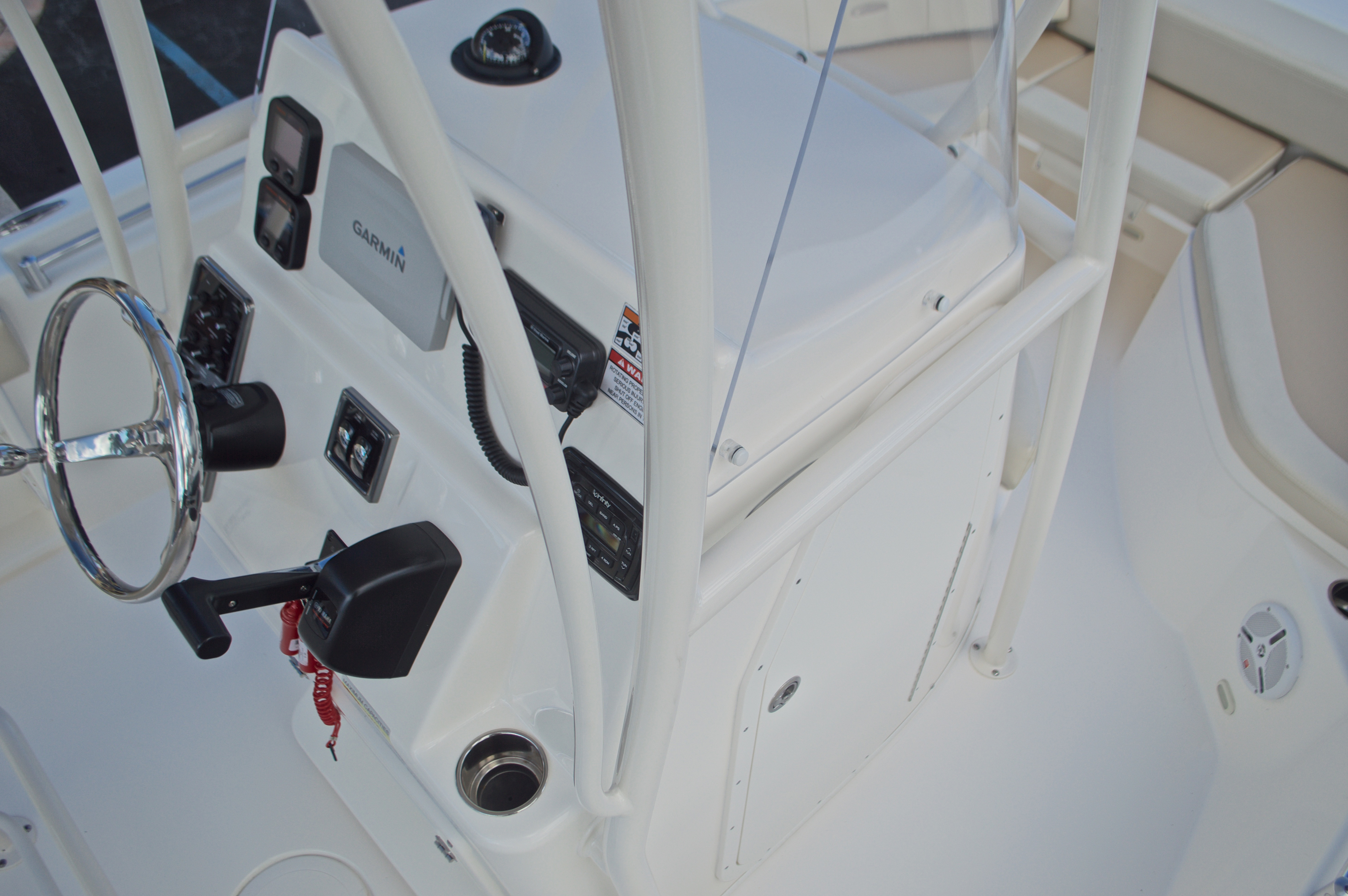 Thumbnail 22 for Used 2015 Cobia 201 Center Console boat for sale in West Palm Beach, FL