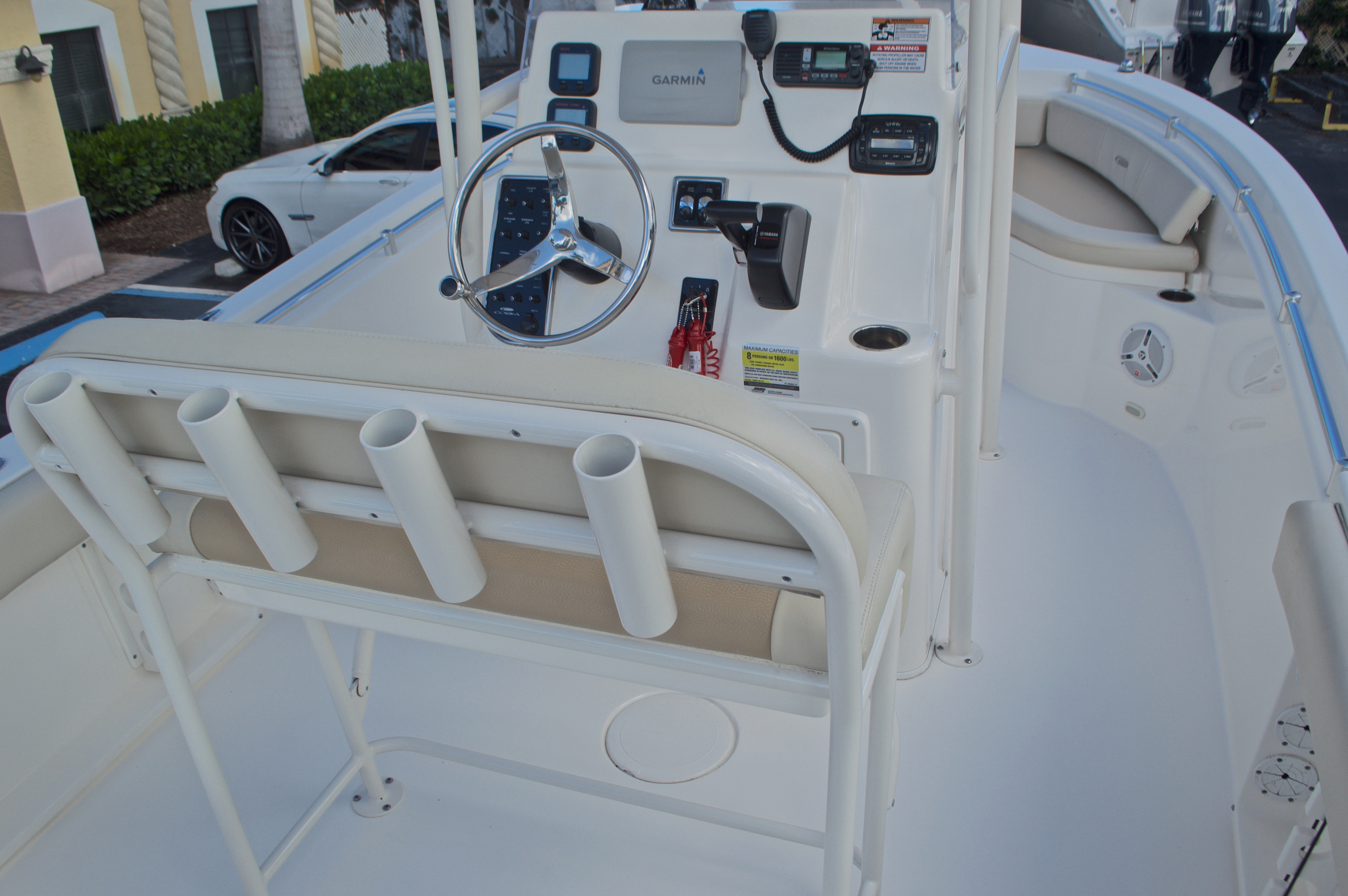 Thumbnail 10 for Used 2015 Cobia 201 Center Console boat for sale in West Palm Beach, FL
