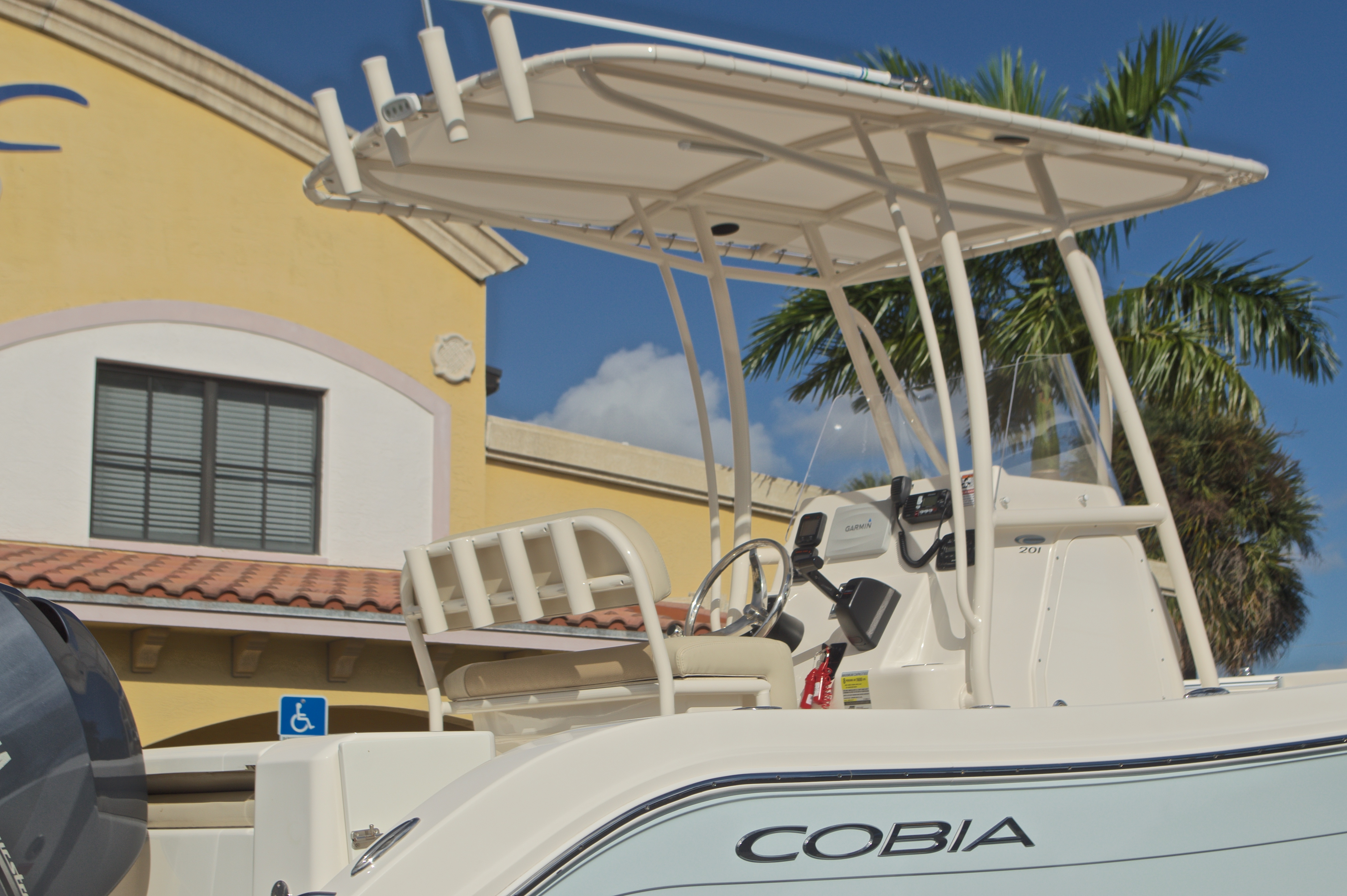 Thumbnail 9 for Used 2015 Cobia 201 Center Console boat for sale in West Palm Beach, FL
