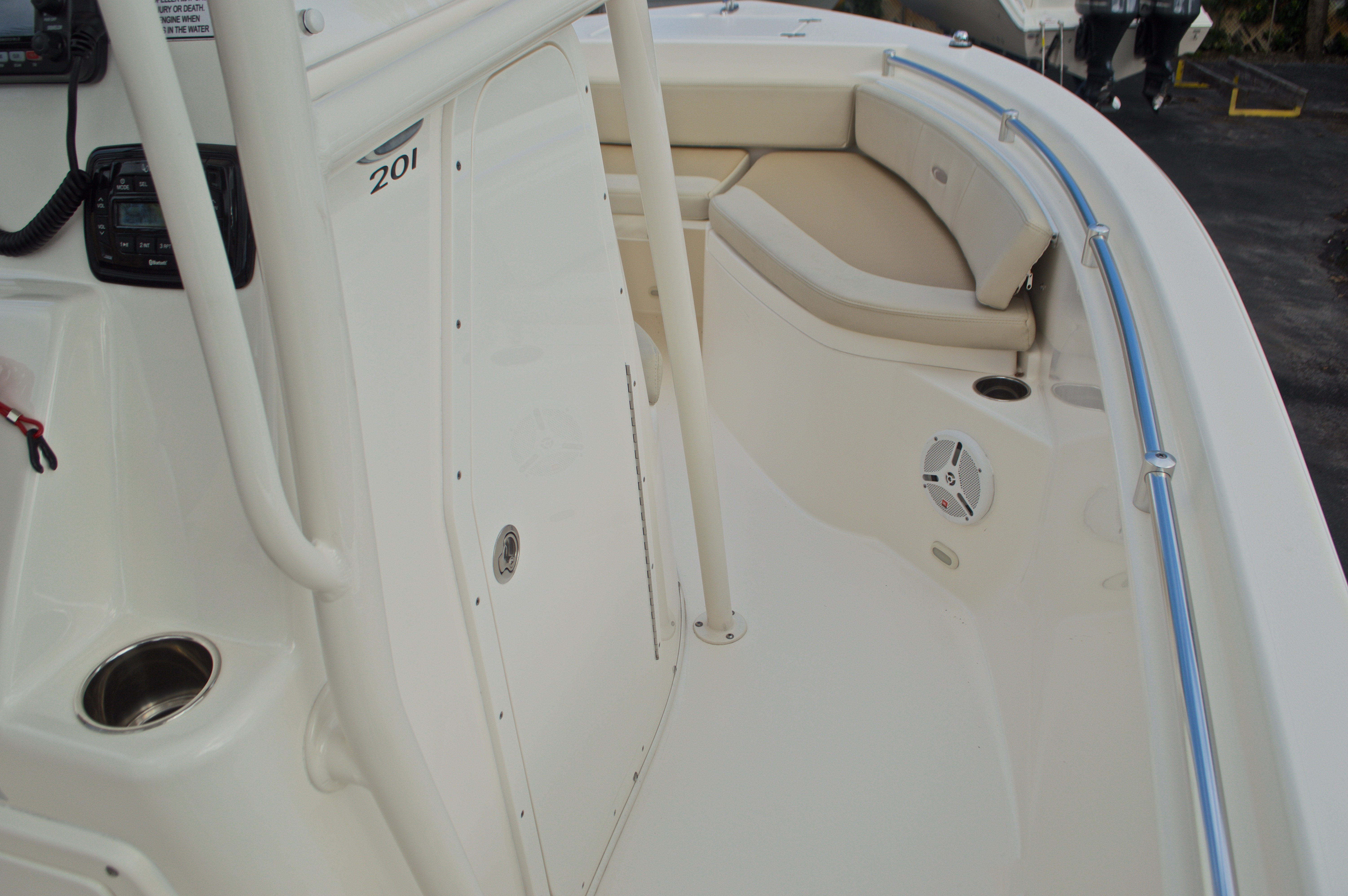 Thumbnail 35 for Used 2015 Cobia 201 Center Console boat for sale in West Palm Beach, FL