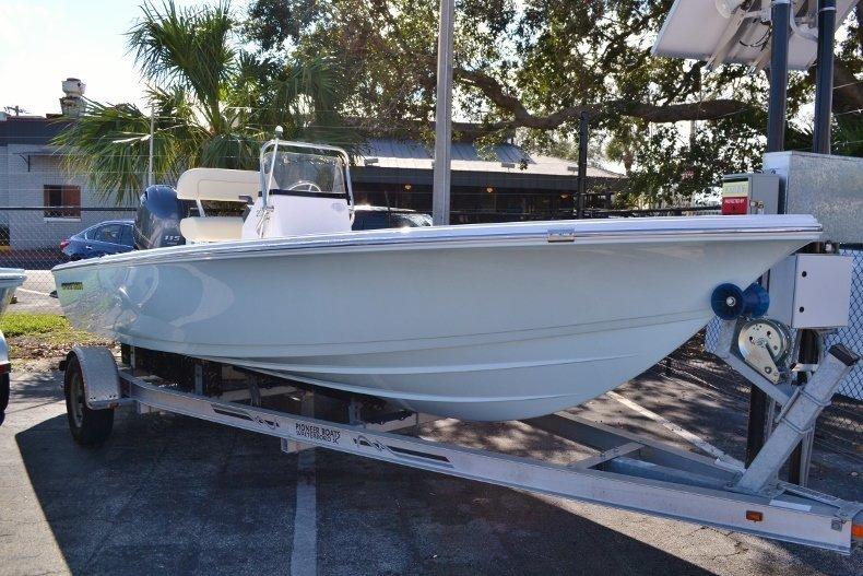 New 2017 Sportsman 20 Island Bay boat for sale in Vero Beach, FL