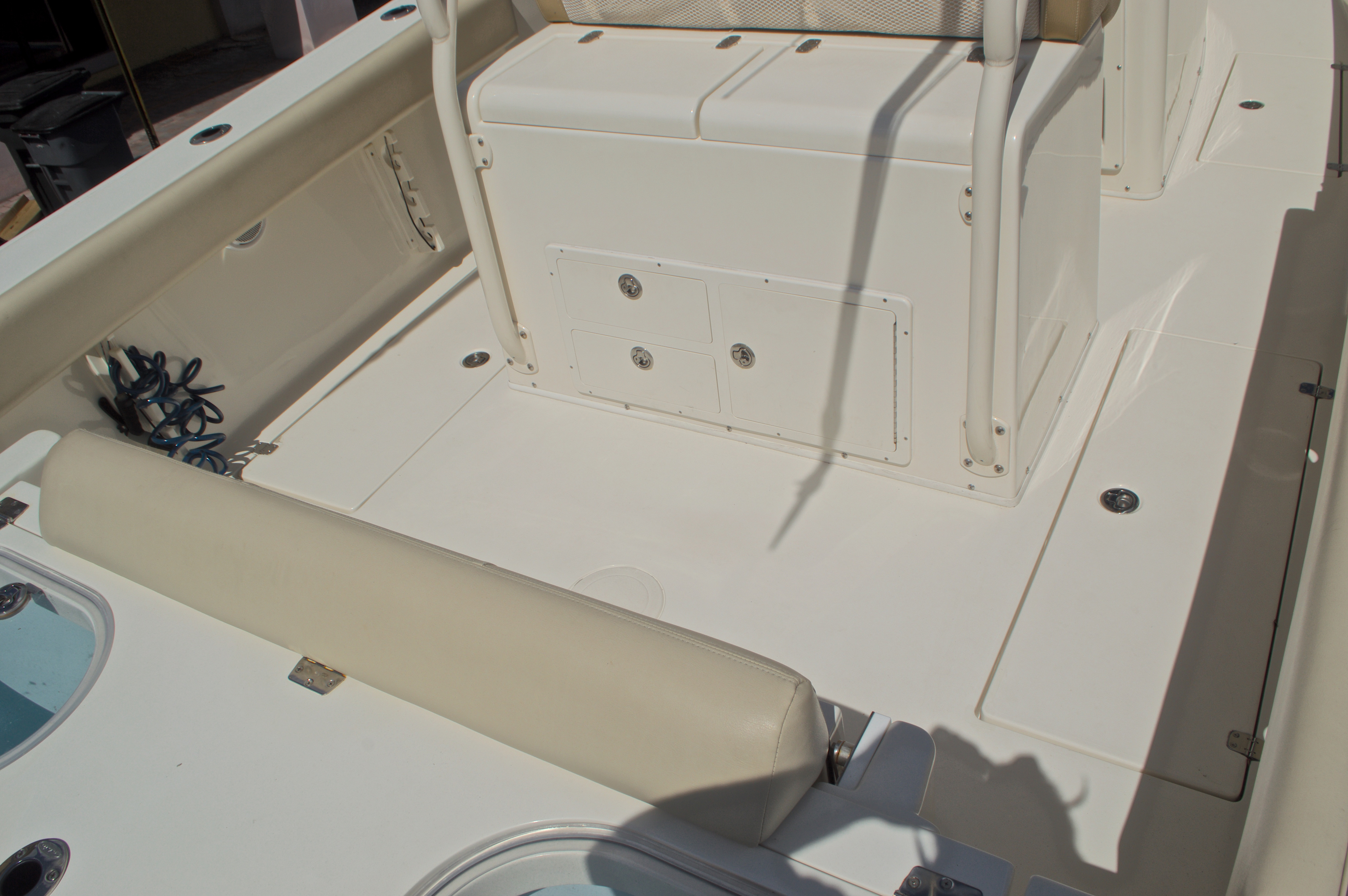 Thumbnail 4 for Used 2013 Cobia 296 Center Console boat for sale in West Palm Beach, FL