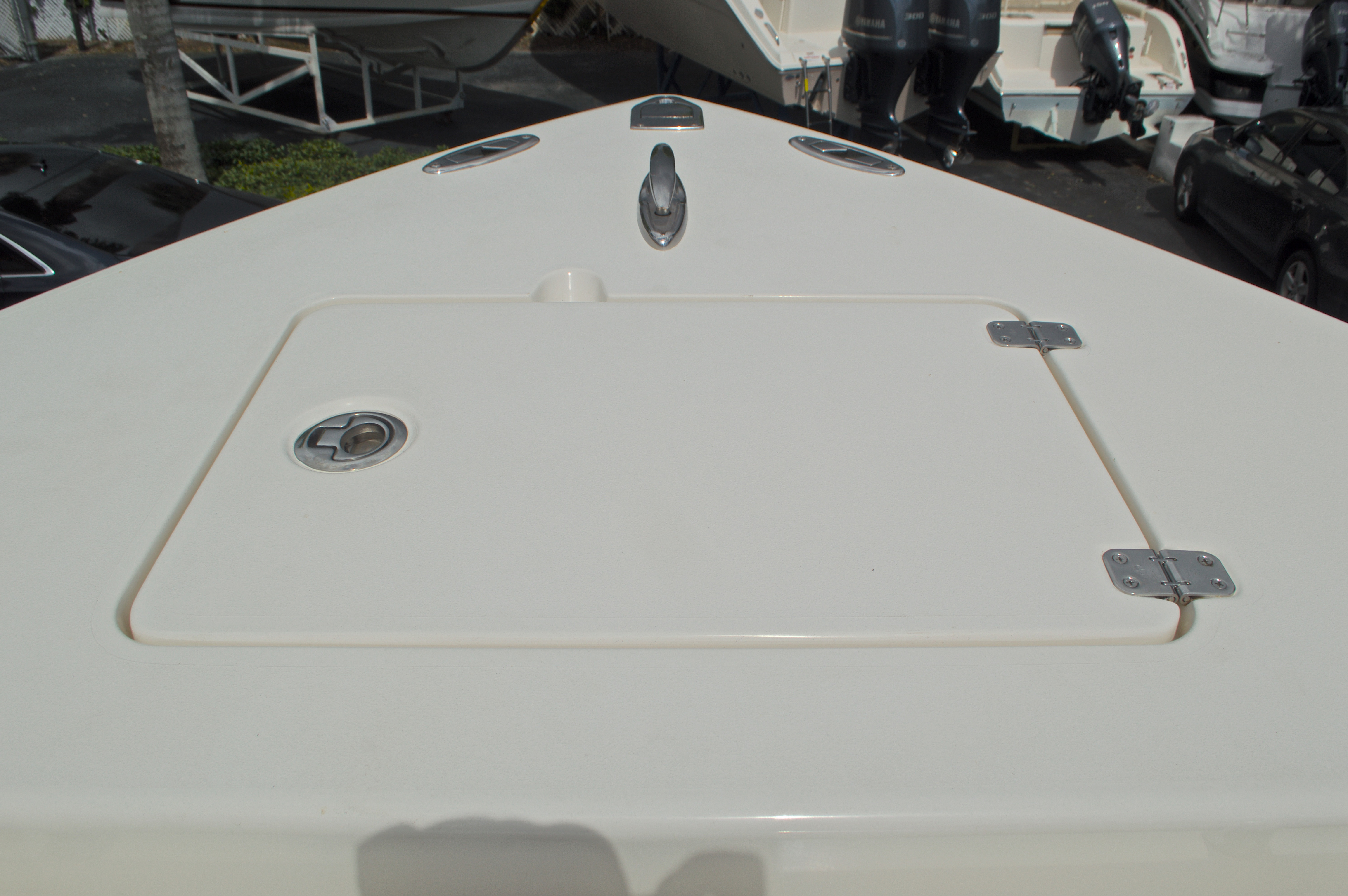 Thumbnail 51 for Used 2013 Cobia 296 Center Console boat for sale in West Palm Beach, FL